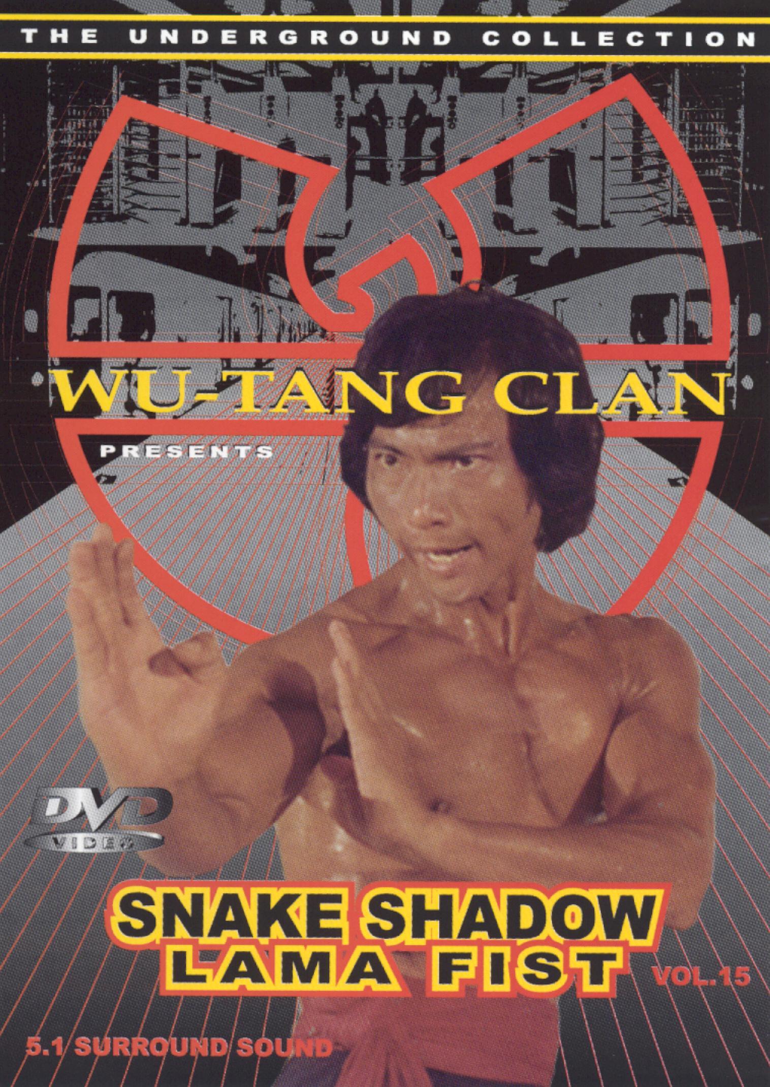 Snake Shadow Lama Fist