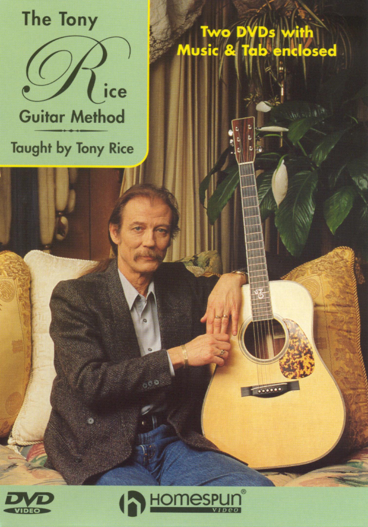 The Tony Rice Guitar Method