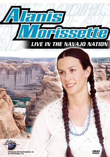 Music in High Places: Alanis Morisette - Live in the Navajo Nation
