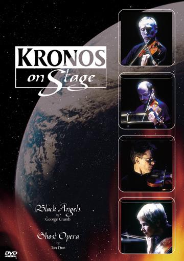 Kronos on Stage