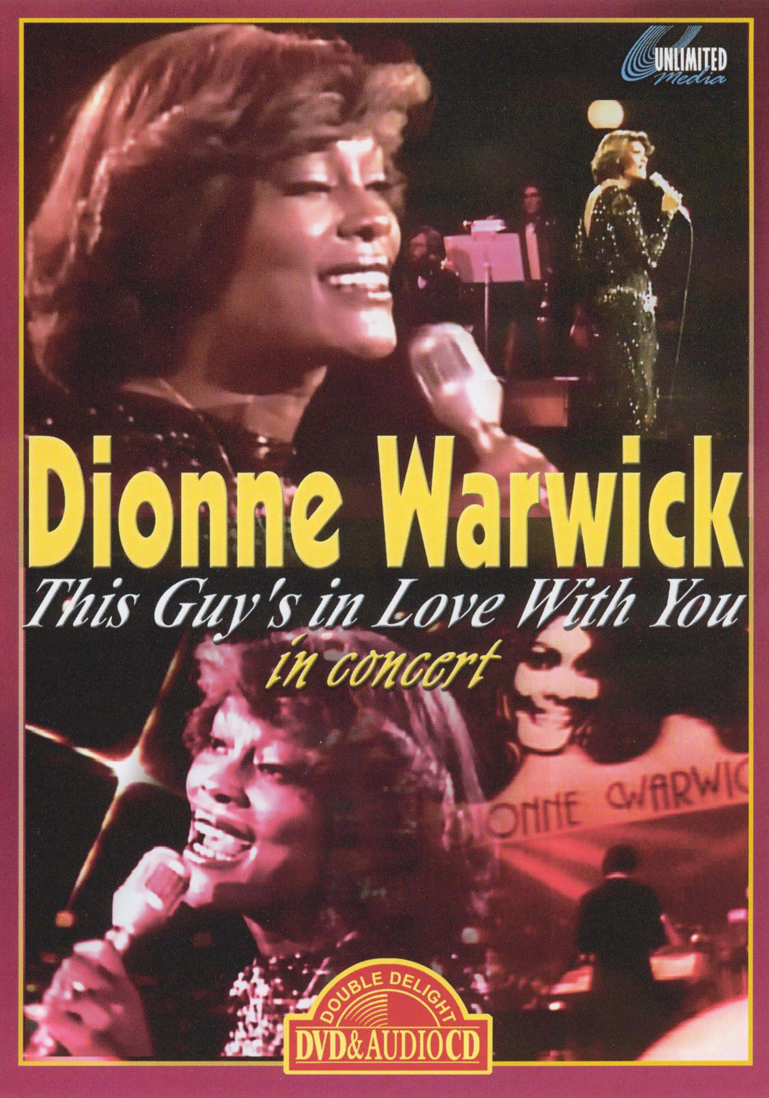 Dionne Warwick: This Guy's in Love With You - In Concert