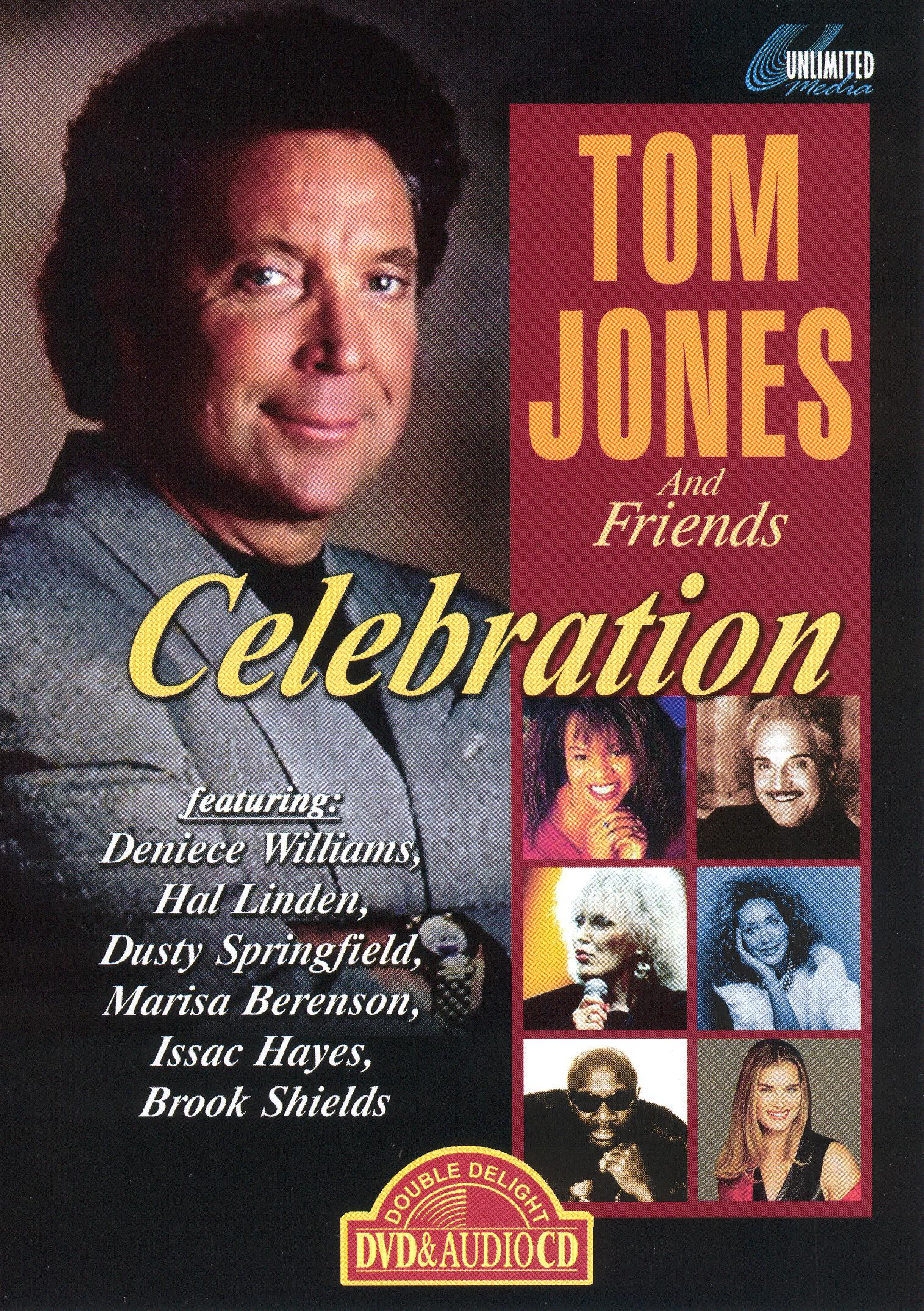 Tom Jones, Vol. 1: Celebration