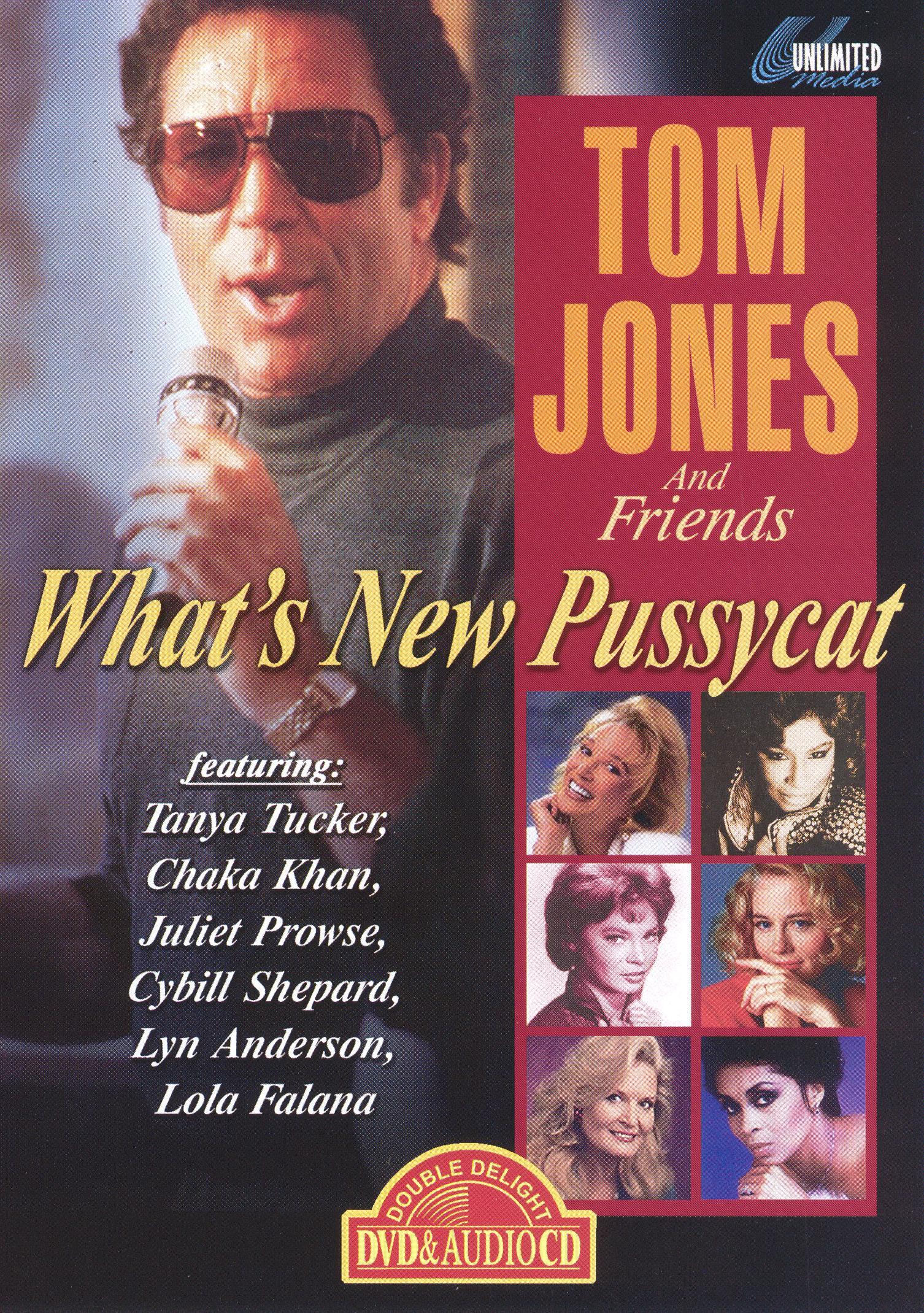 Tom Jones, Vol. 4: What's New Pussycat