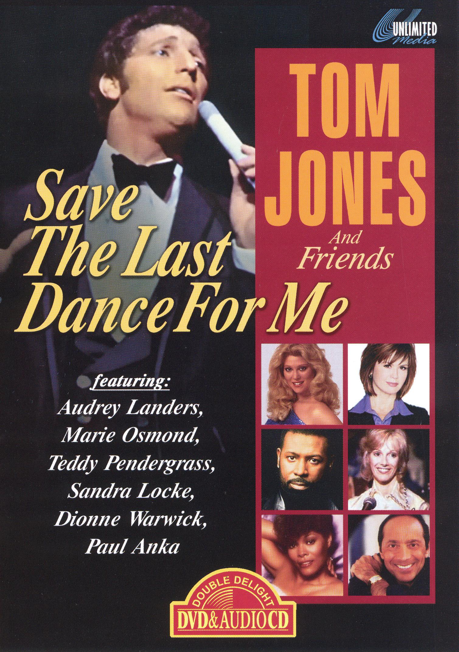 Tom Jones, Vol. 3: Save the Last Dance For Me