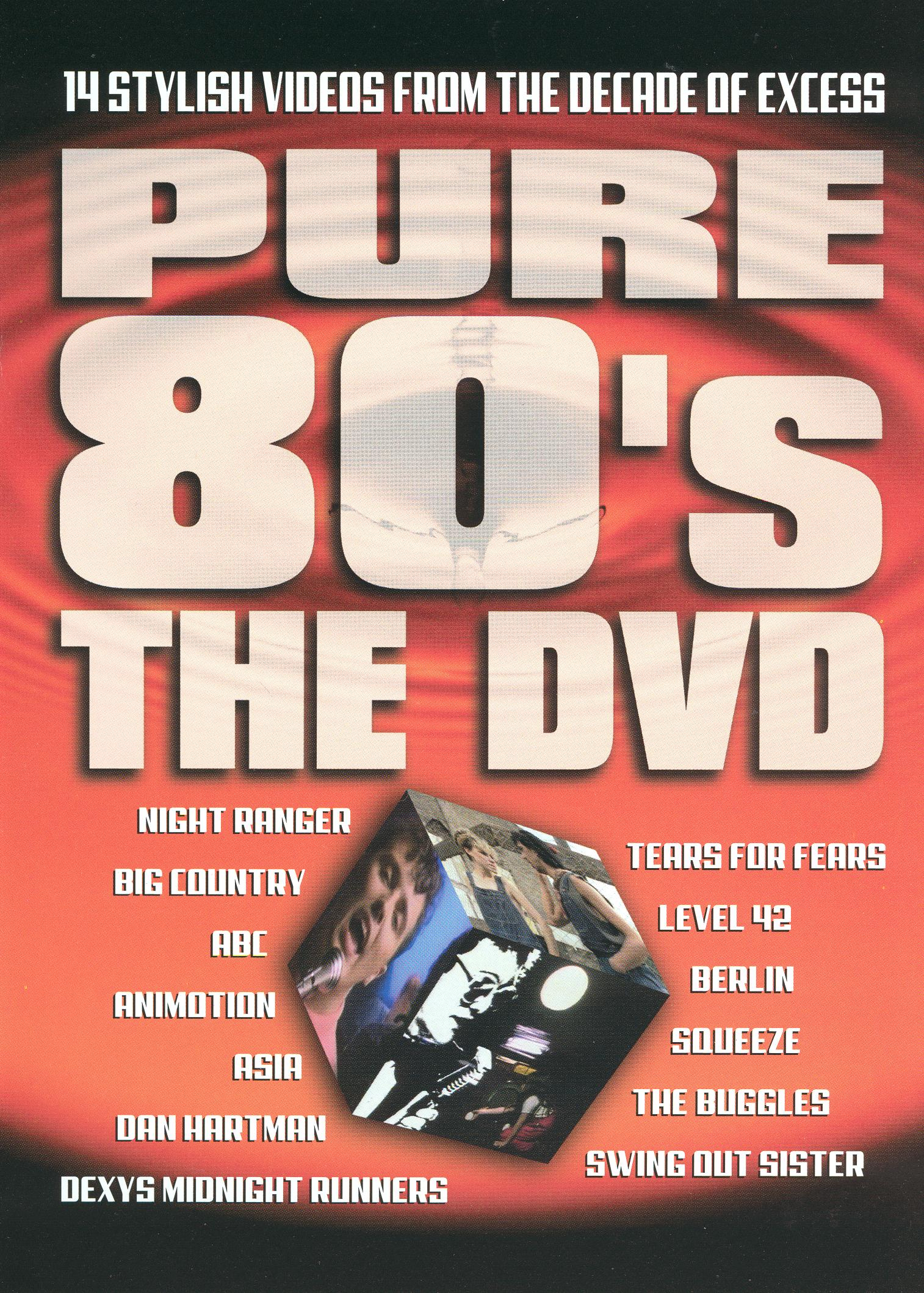 Pure 80s Rock