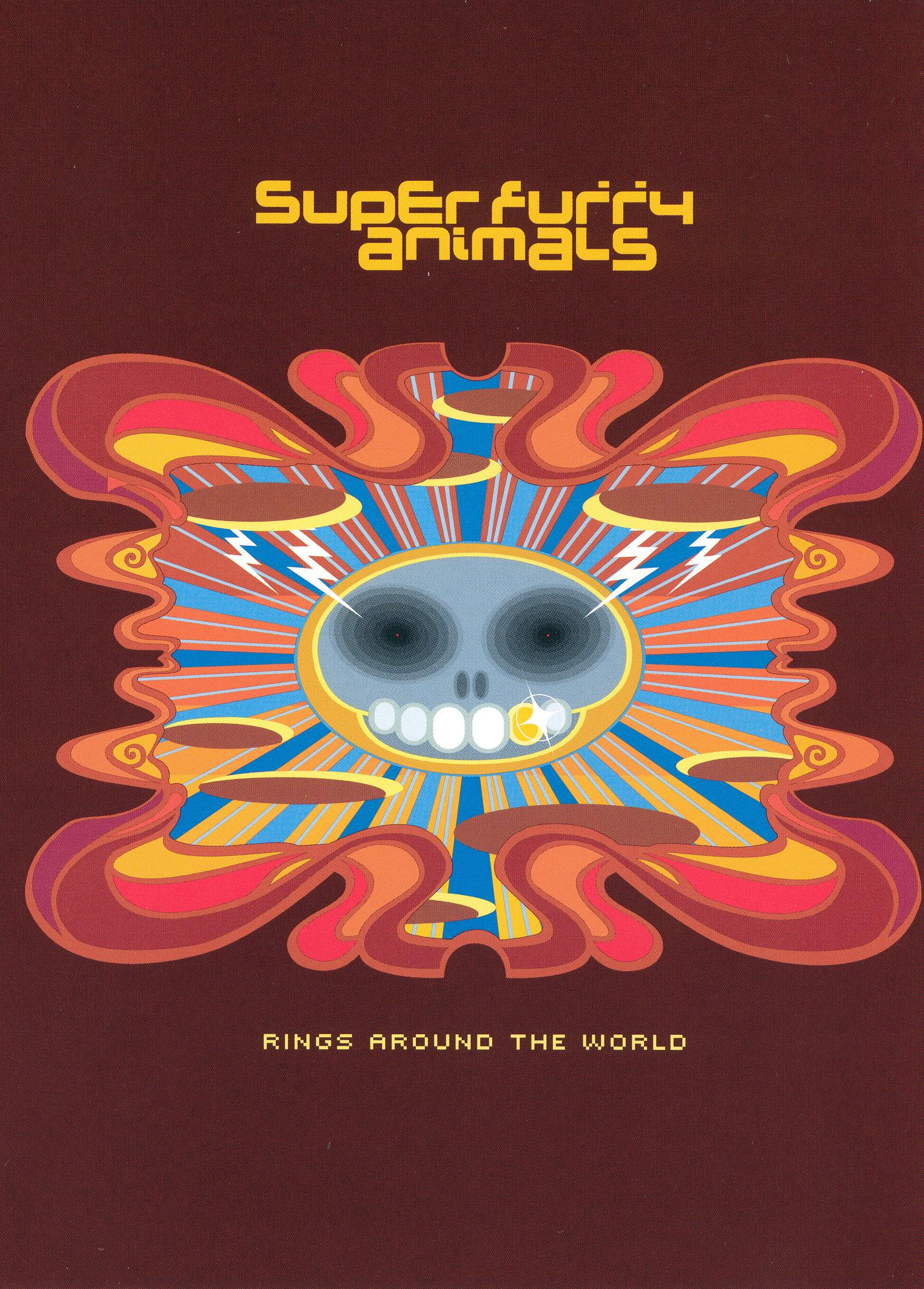 Super Furry Animals: Rings Around the World