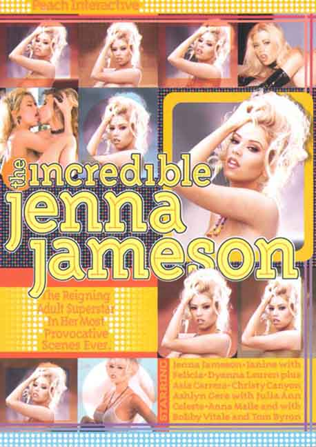 The Incredible Jenna Jameson