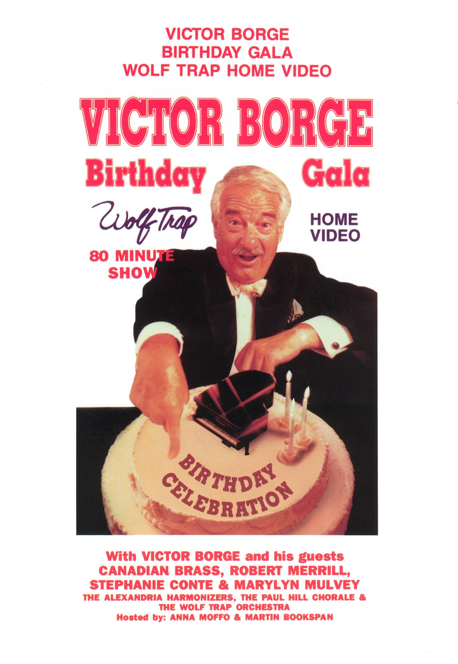 Victor Borge: 80th Birthday Gala