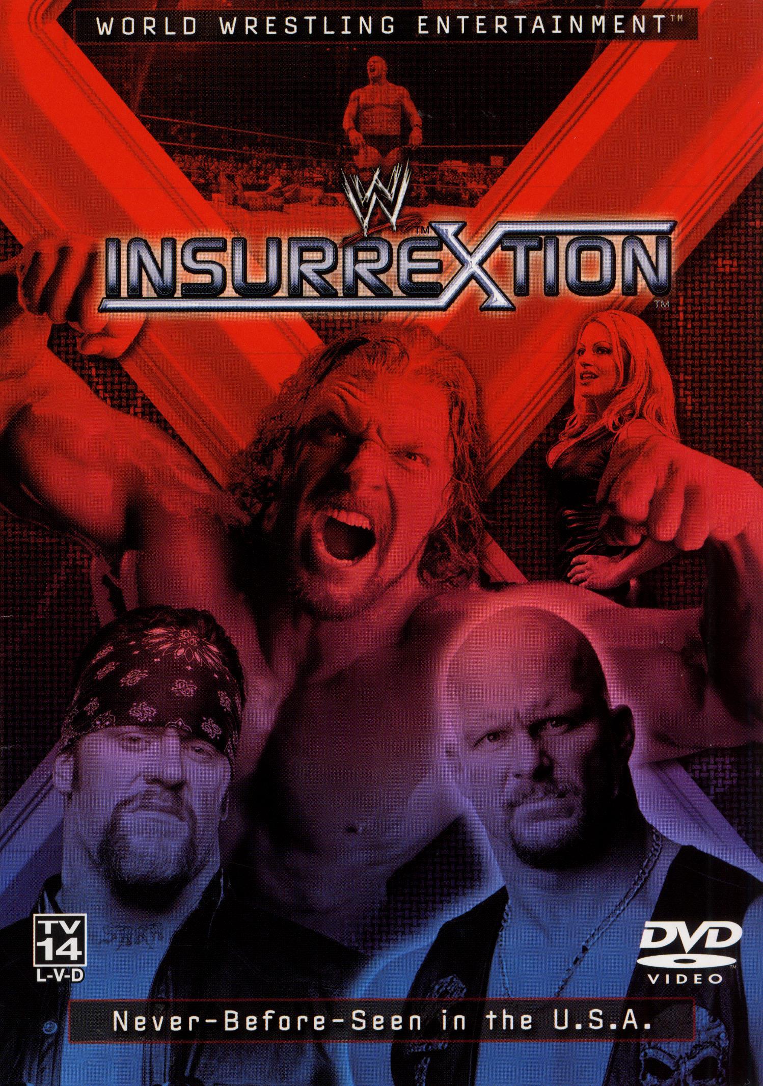 WWE: Insurrextion 2002