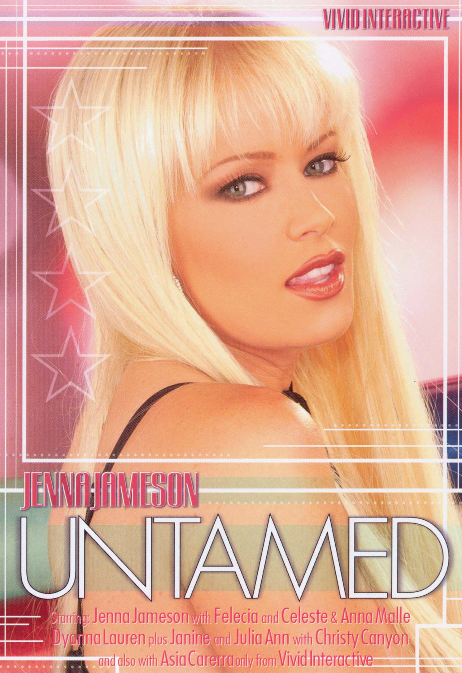 Jenna Jameson: Untamed