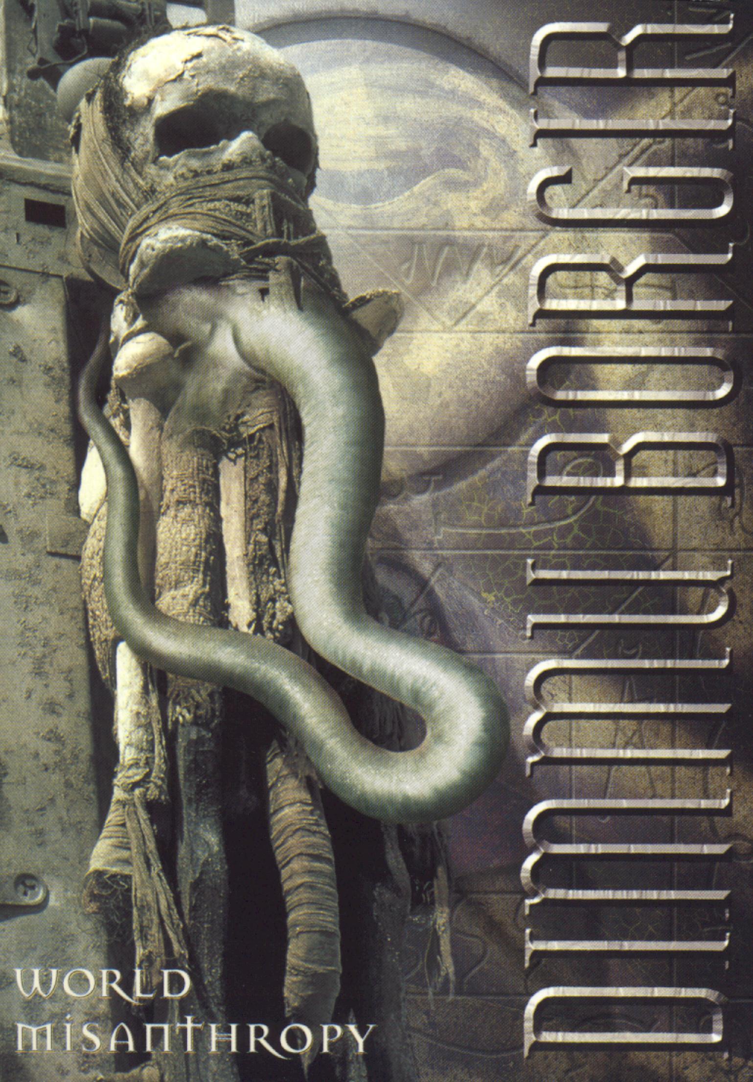 Dimmu Borgir: World Misanthropy (2002)