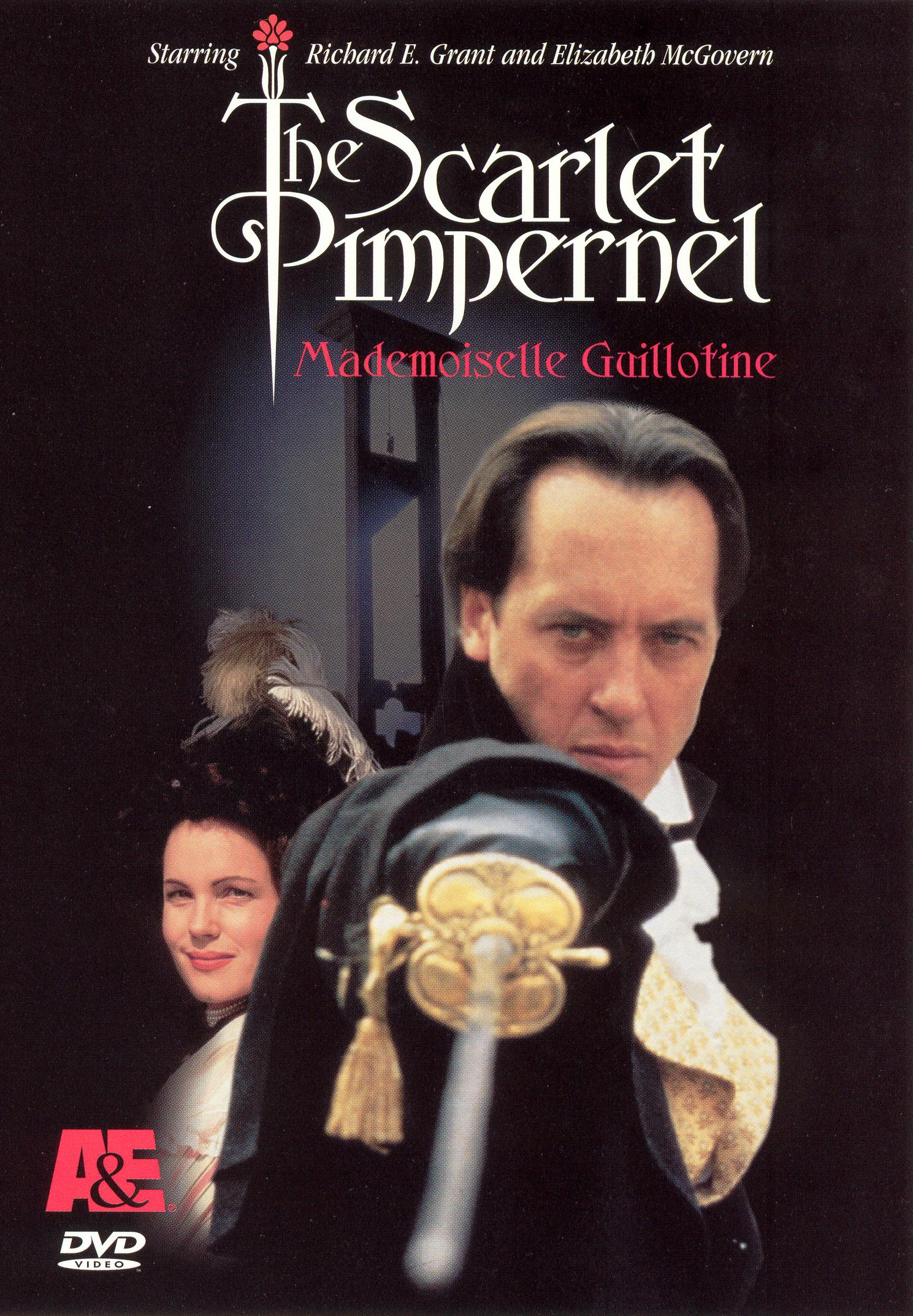 The Scarlet Pimpernel, Book 2: Mademoiselle Guillotine