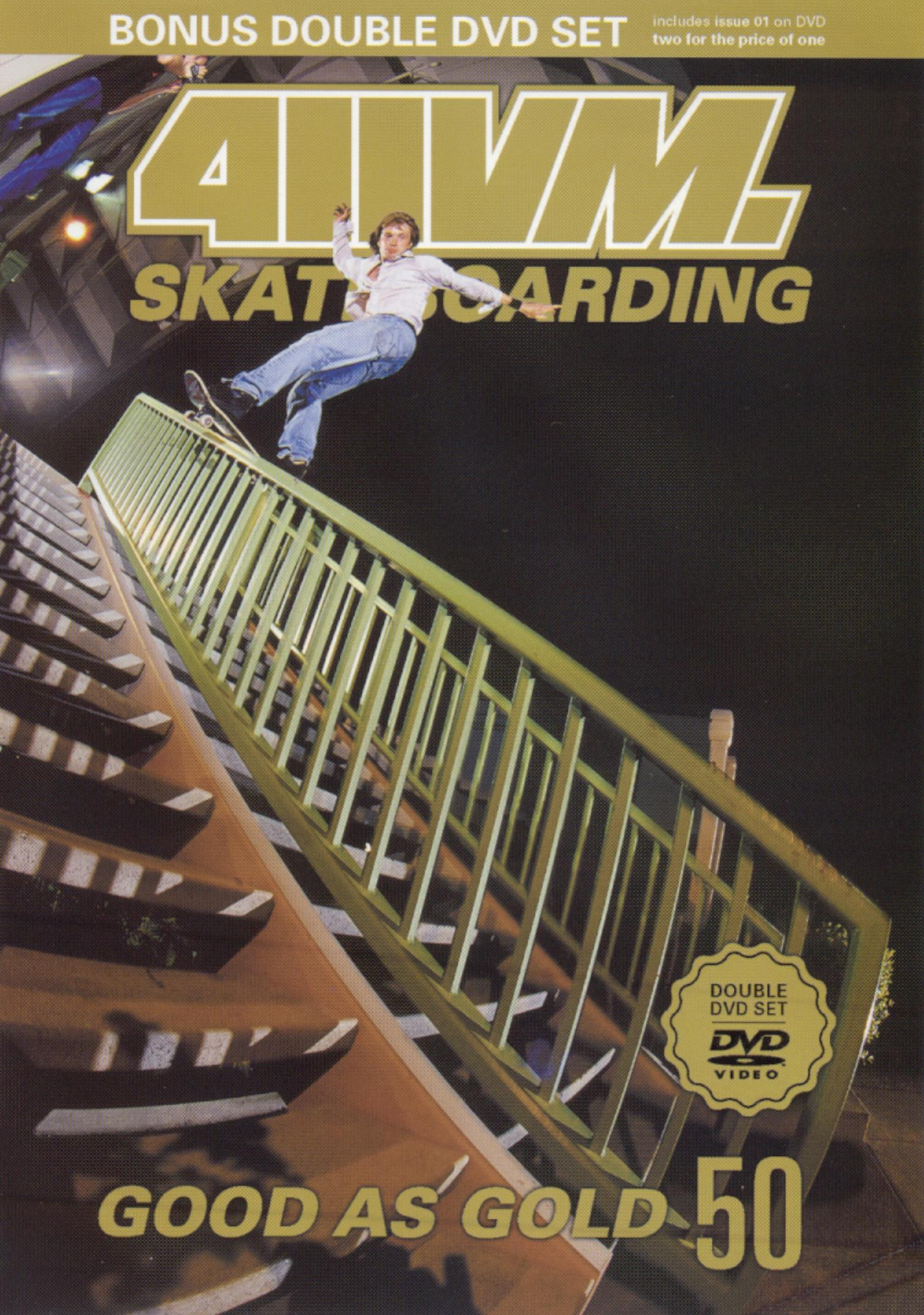 411 Video Magazine: Skateboarding, Vol. 50