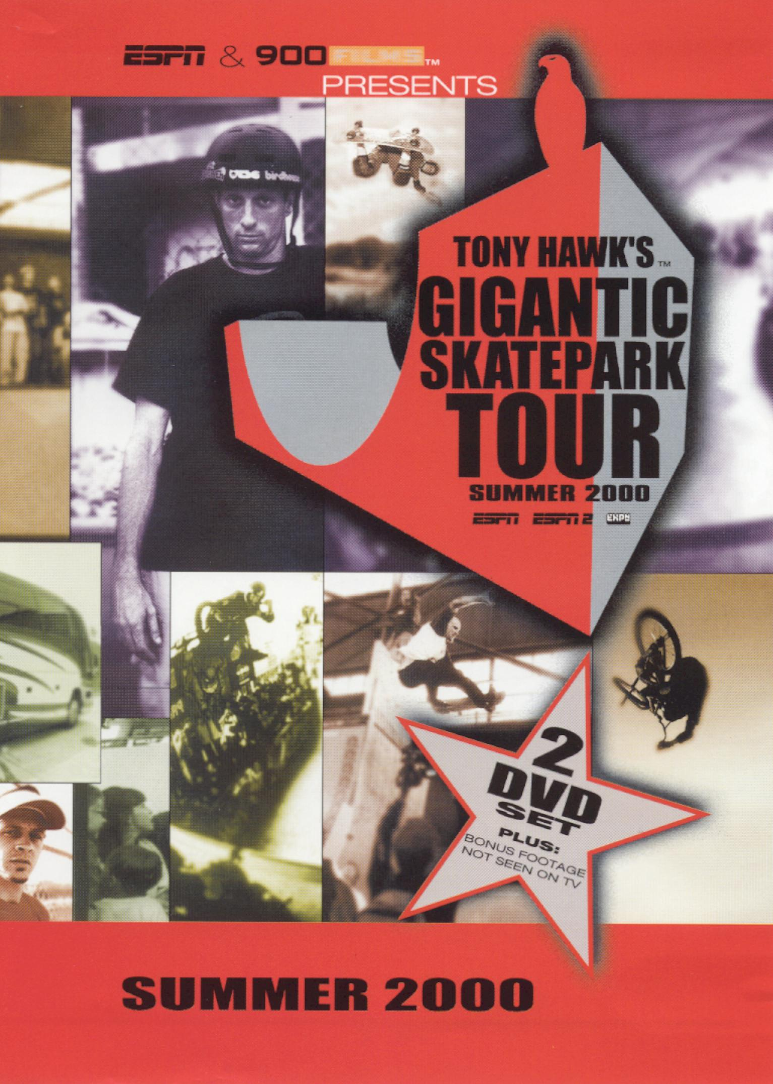 Tony Hawk's Gigantic Skatepark Tour: Summer 2000