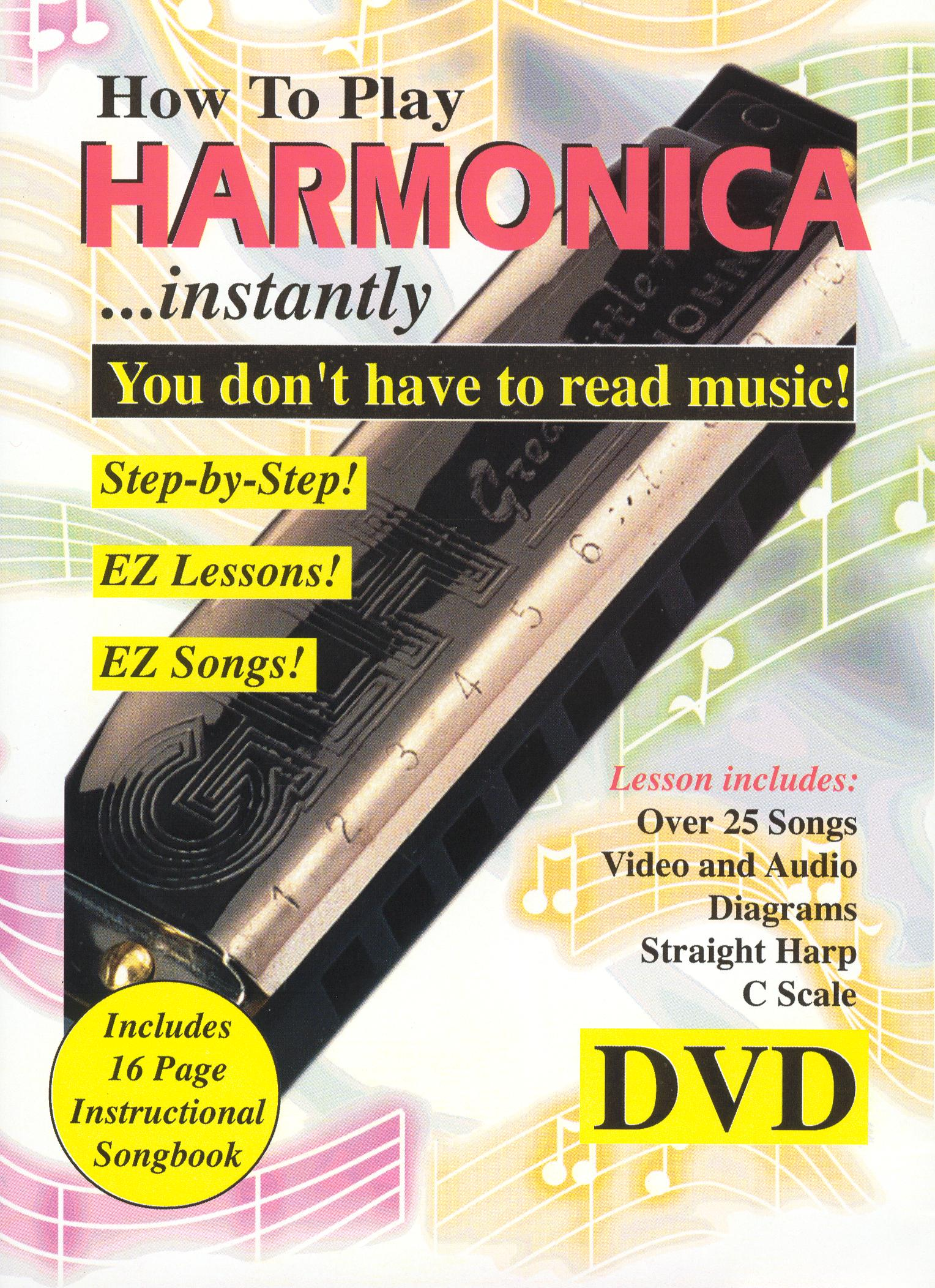 How to Play Harmonica... Instantly!