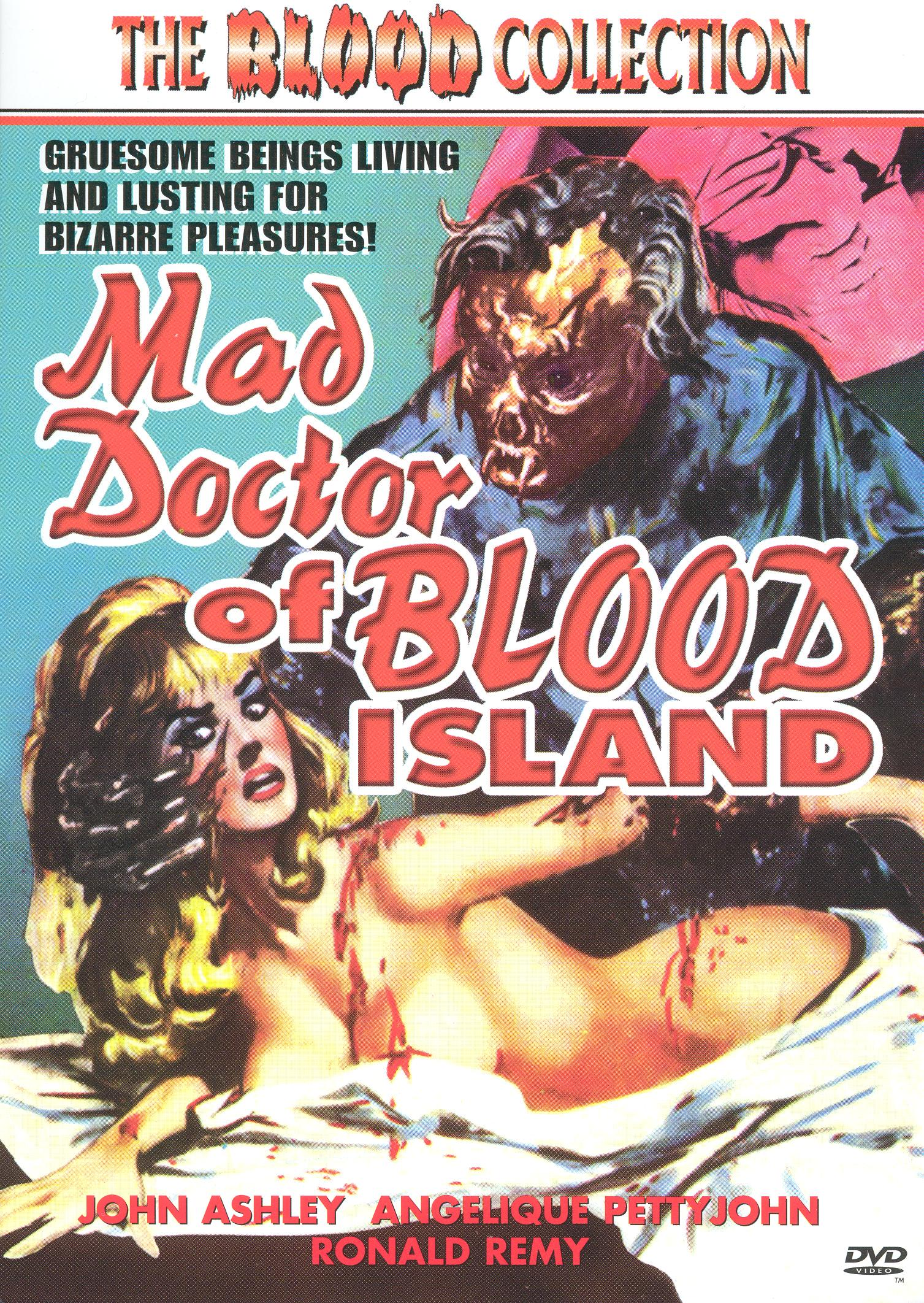 The Mad Doctor of Blood Island