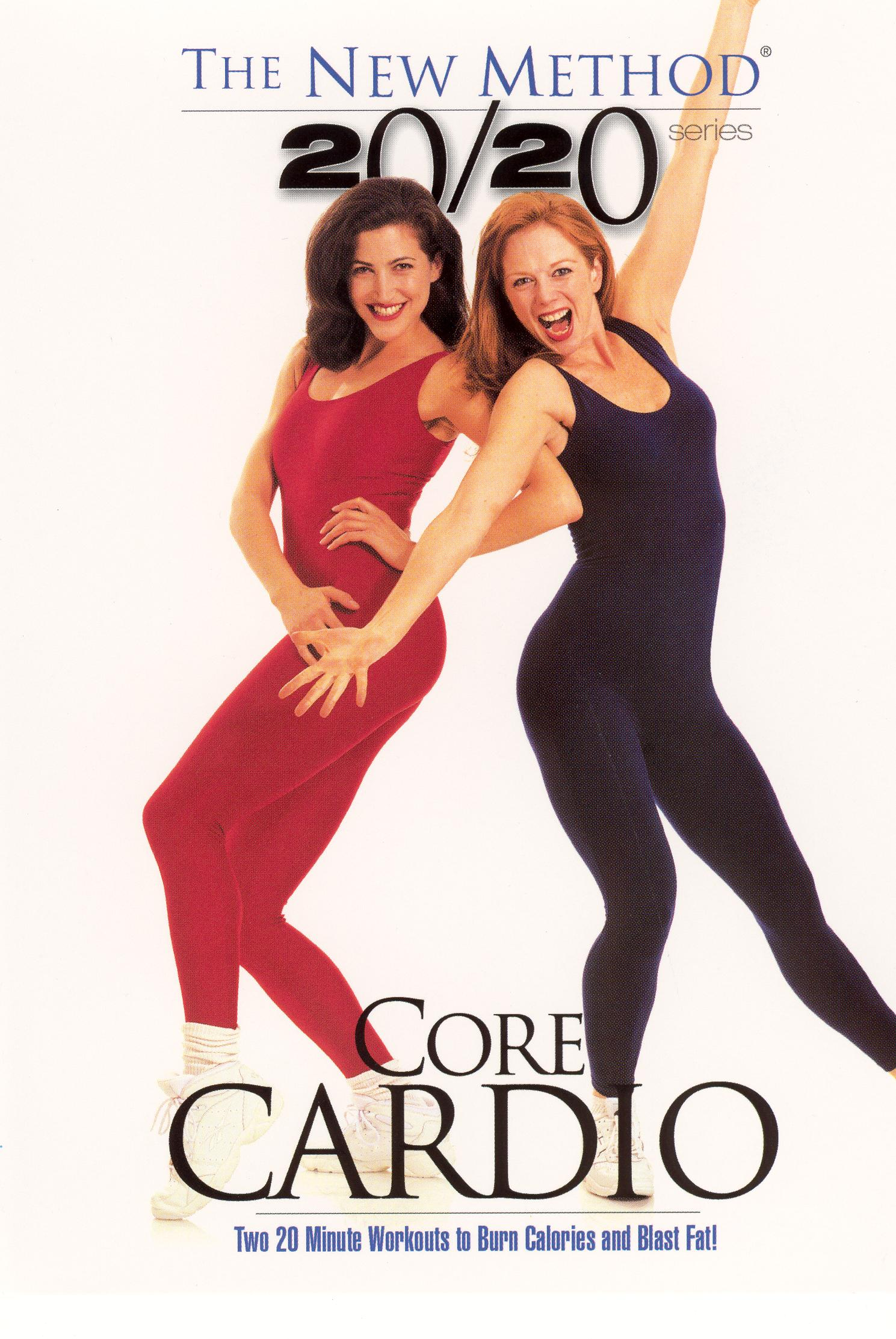 The New Method 20/20: Core Cardio