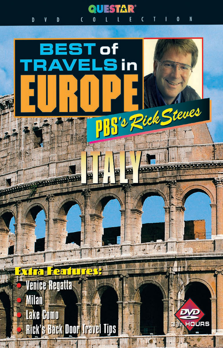 Rick Steves: Best of Travels in Europe - Italy