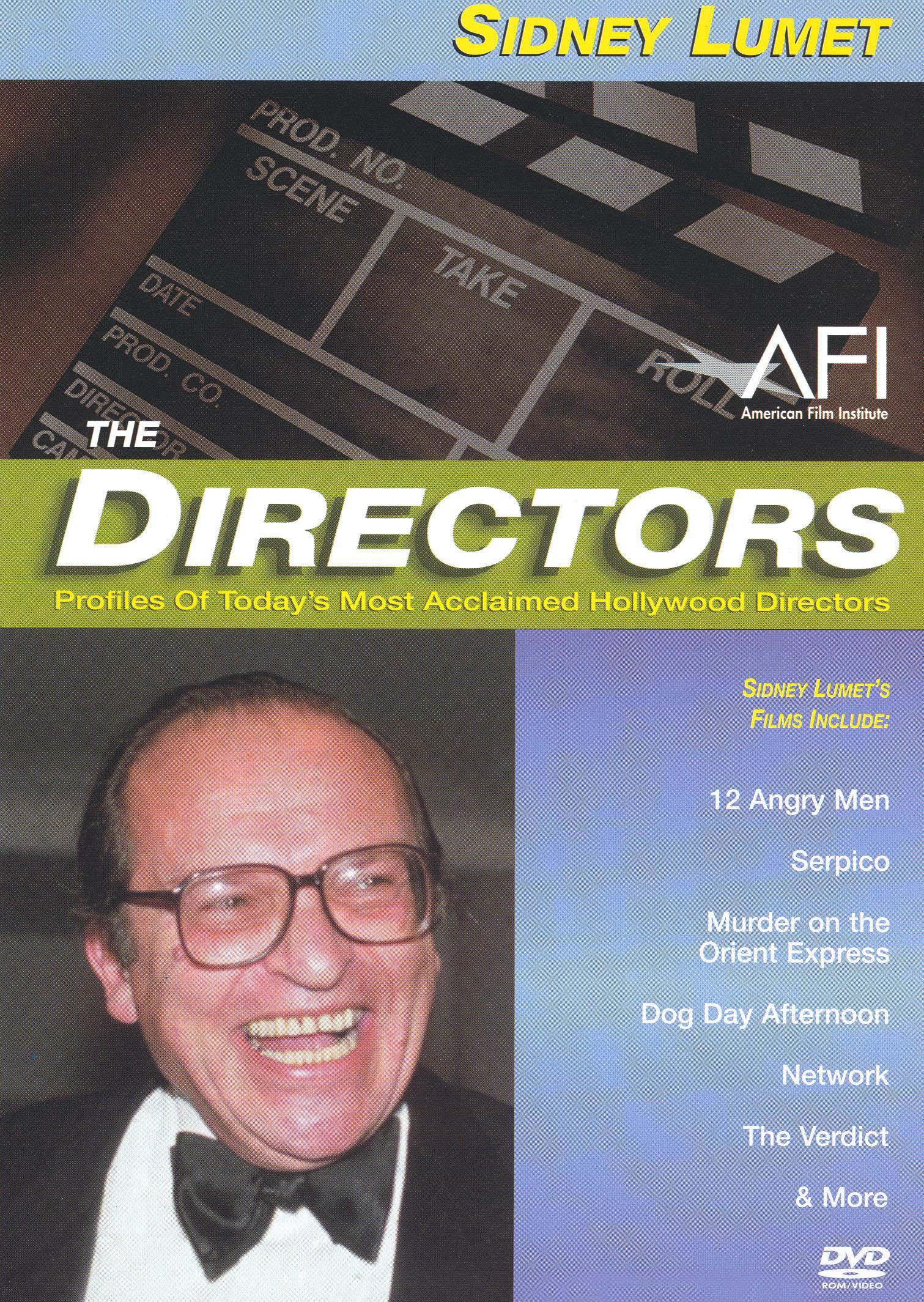 The Directors: Sidney Lumet
