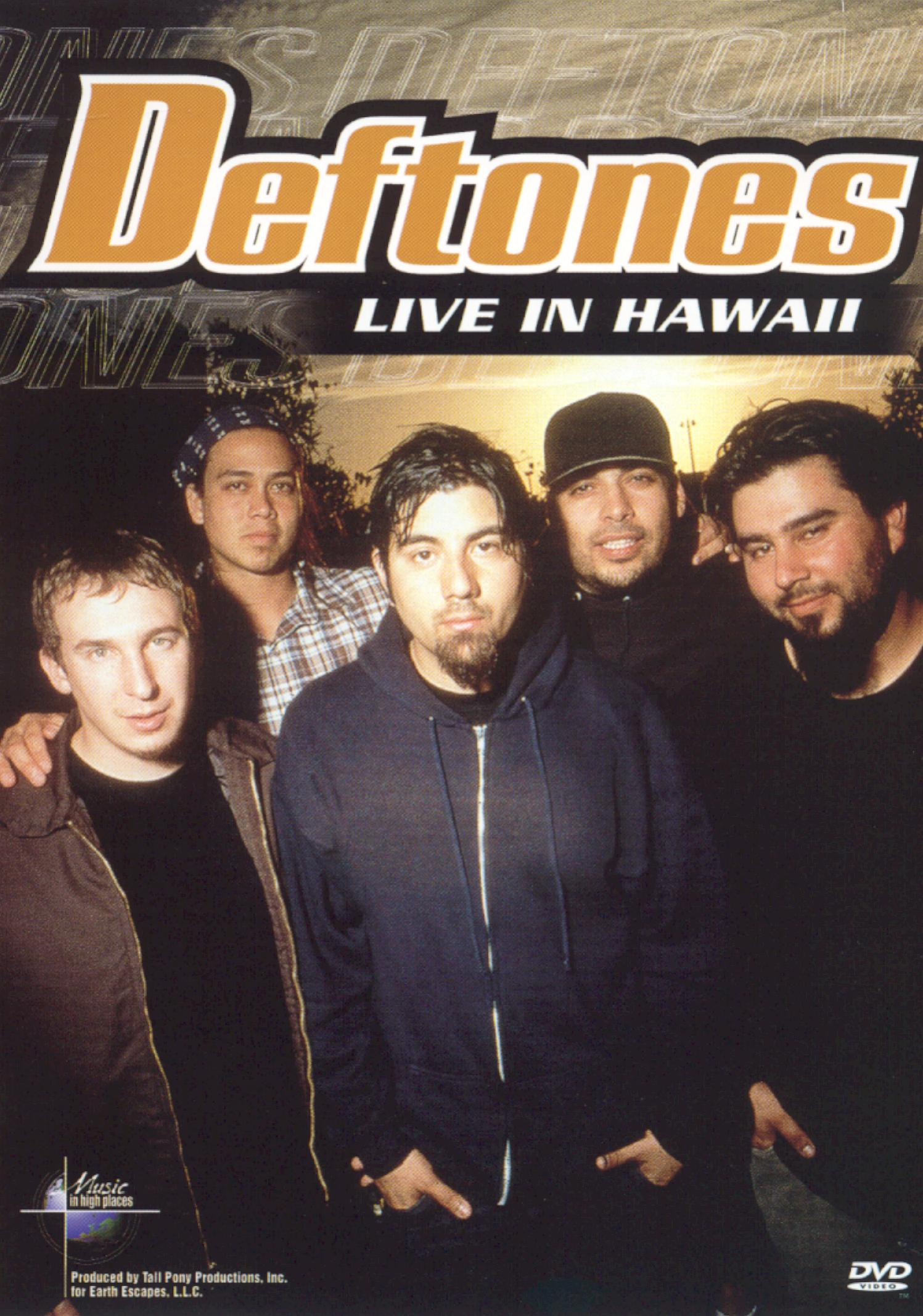 Music in High Places: Deftones - Live in Hawaii