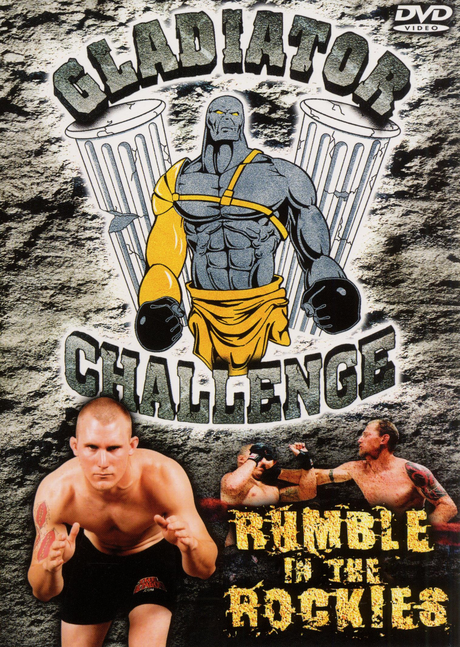Gladiator Challenge: Rumble in the Rockies