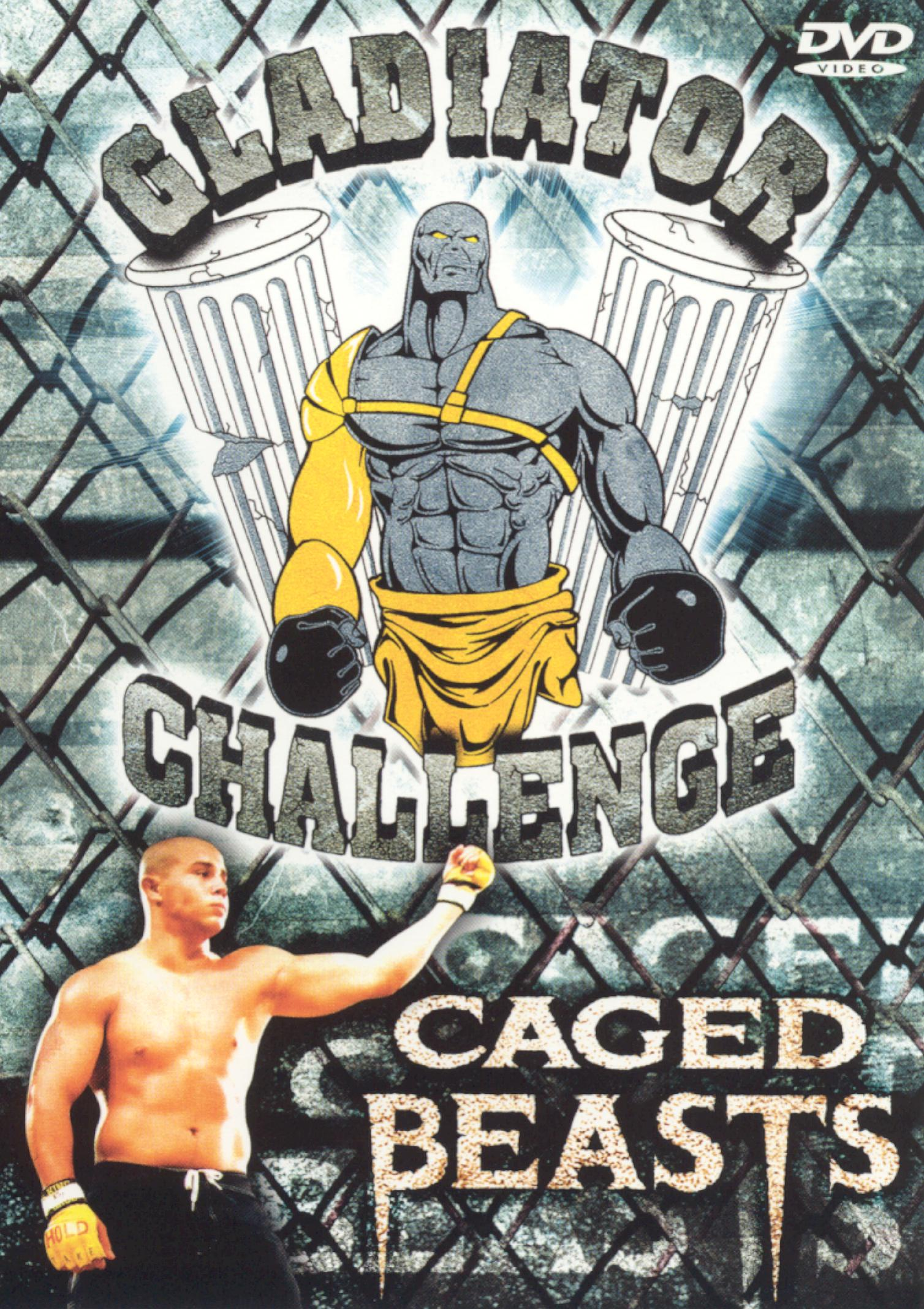 Gladiator Challenge: Caged Beasts