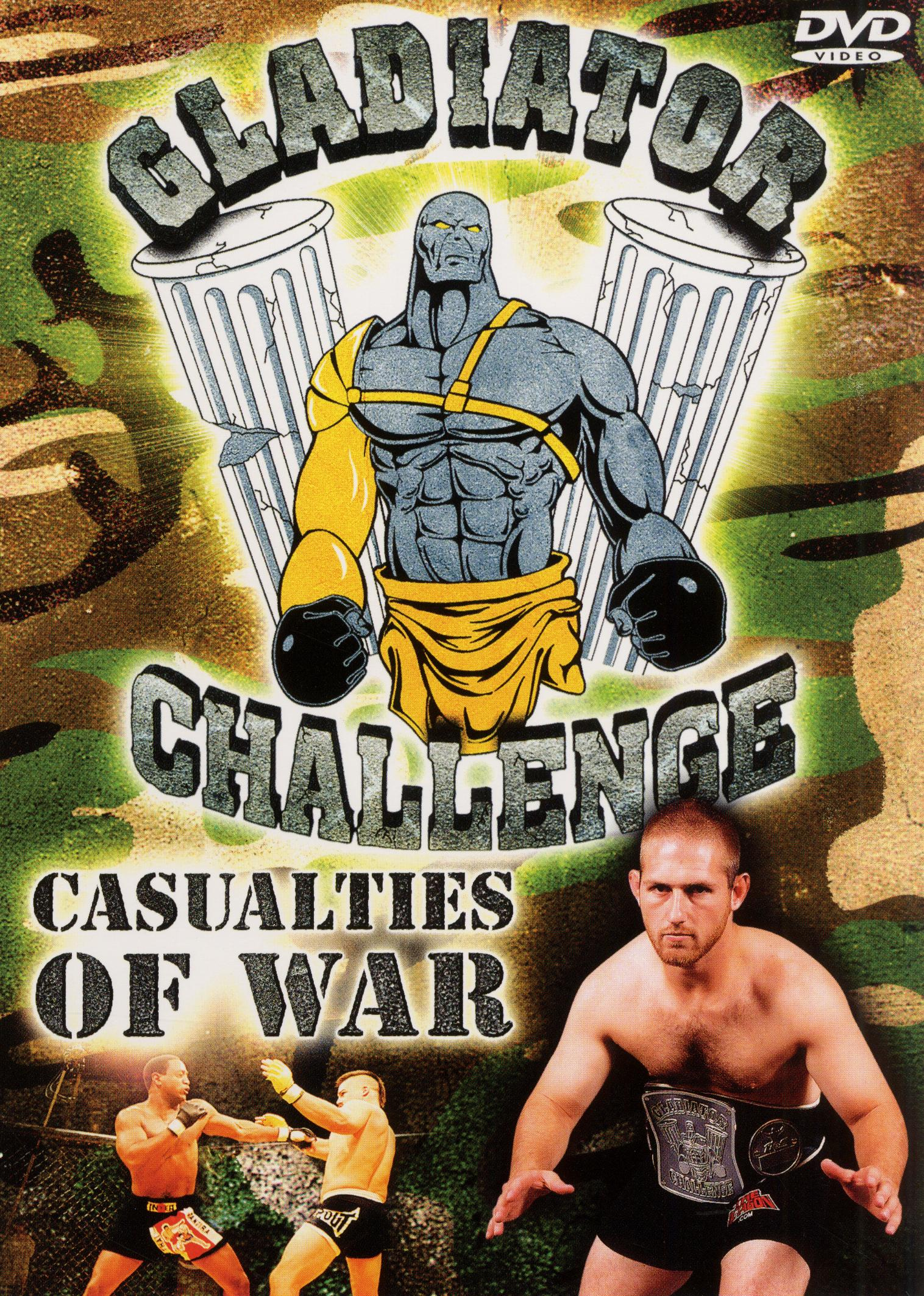 Gladiator Challenge: Casualties of War