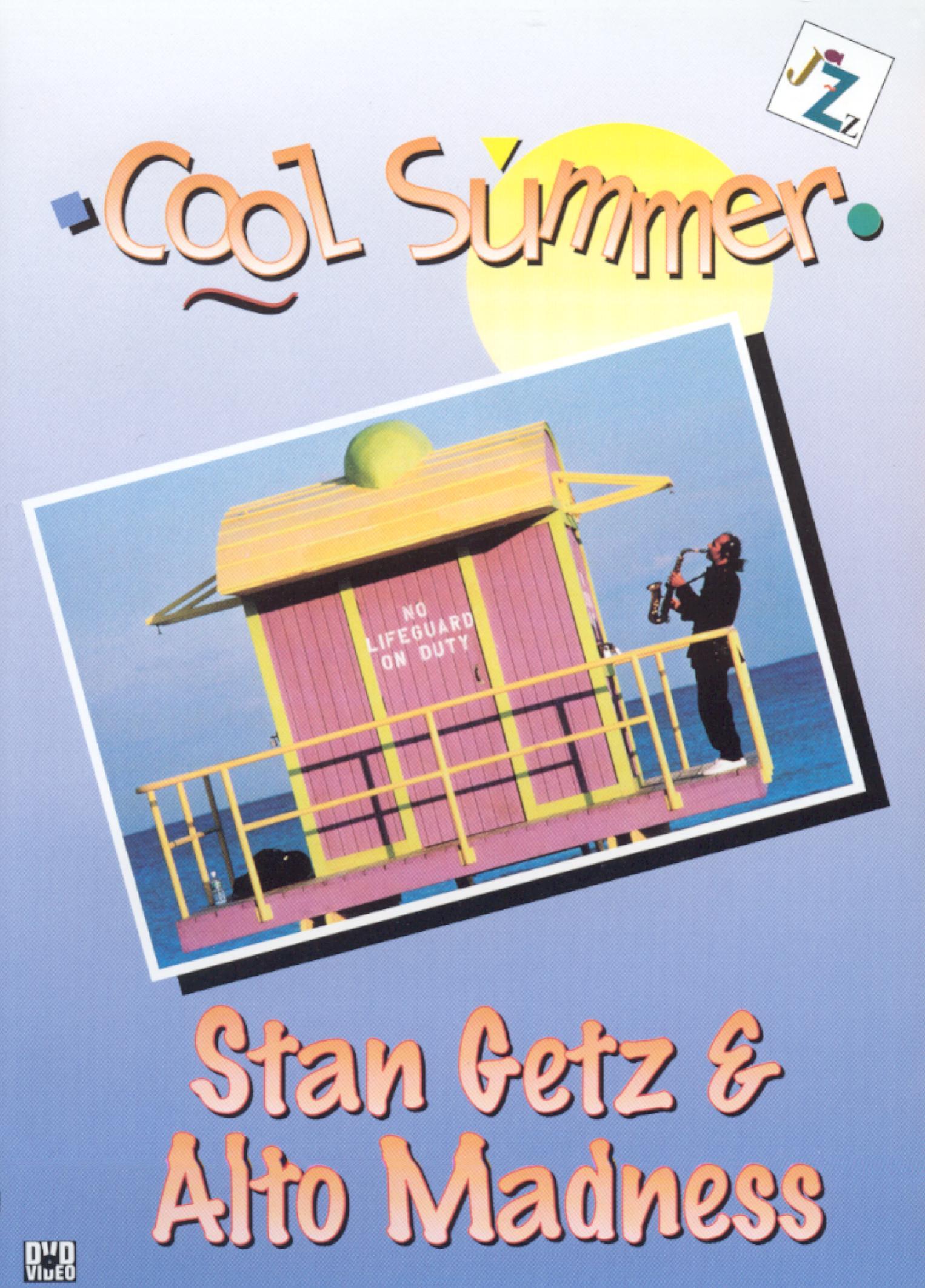 Stan Getz: Alto Madness - Cool Summer