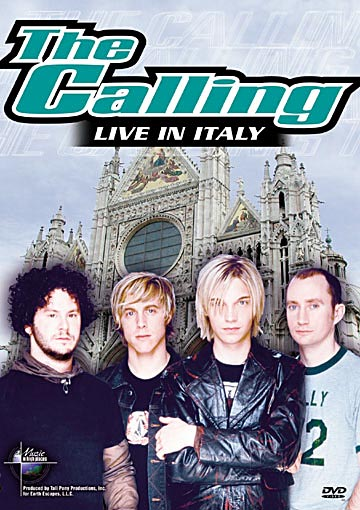 Music in High Places: The Calling - Live in Italy