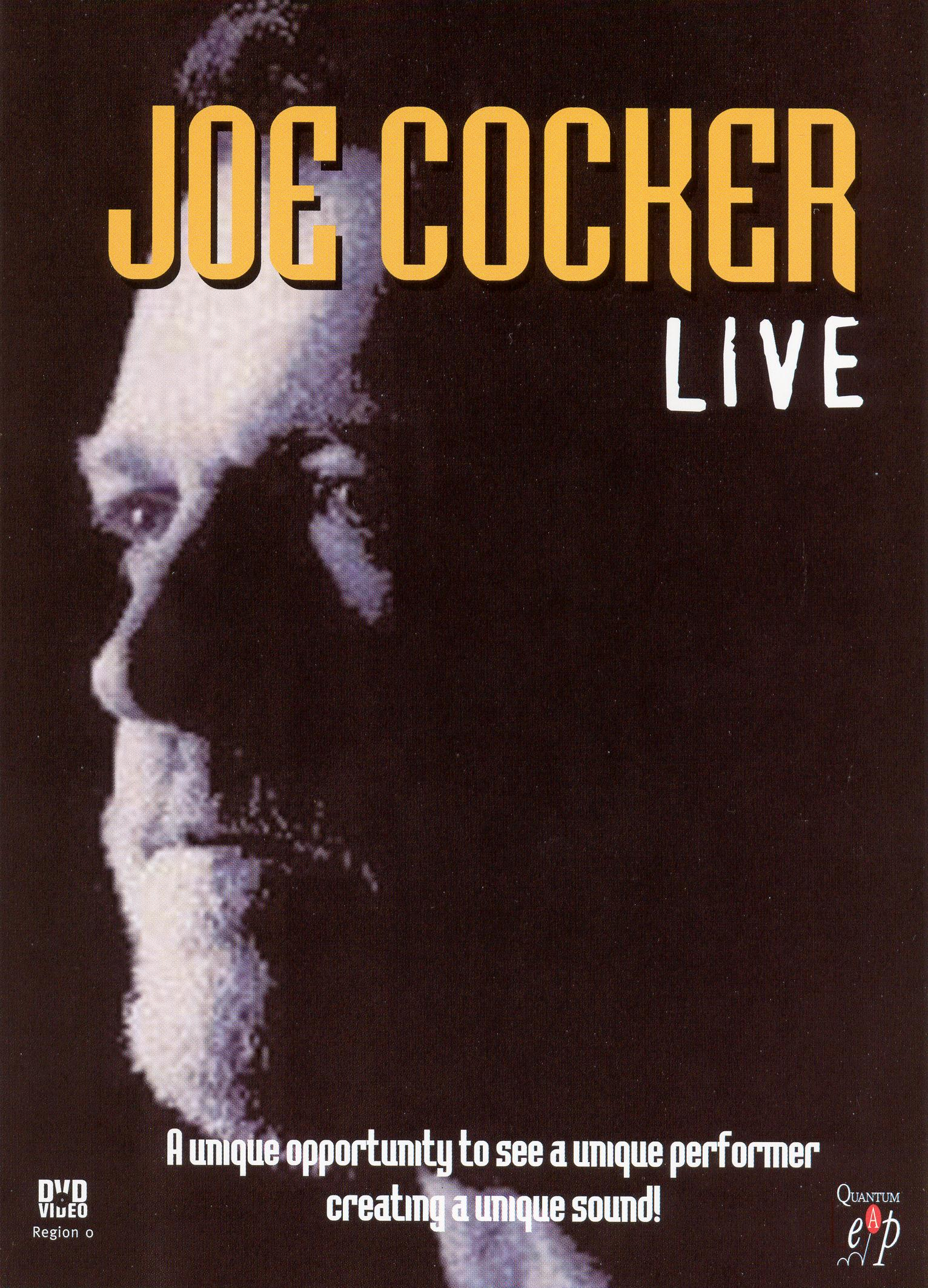 Joe Cocker: Live