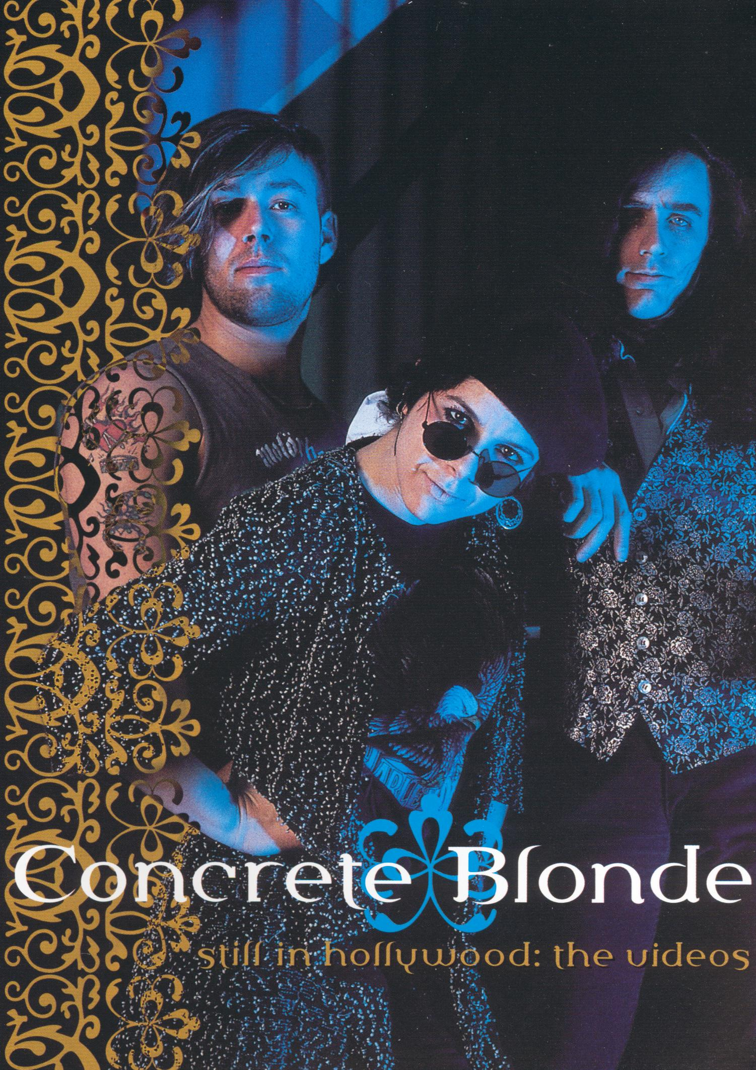 Concrete Blonde: Still in Hollywood - The Videos