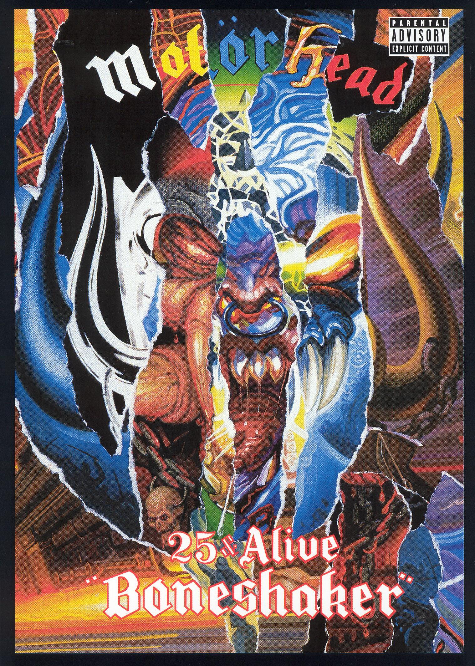 Motörhead: 25 & Alive - Boneshaker Live at Brixton Academy