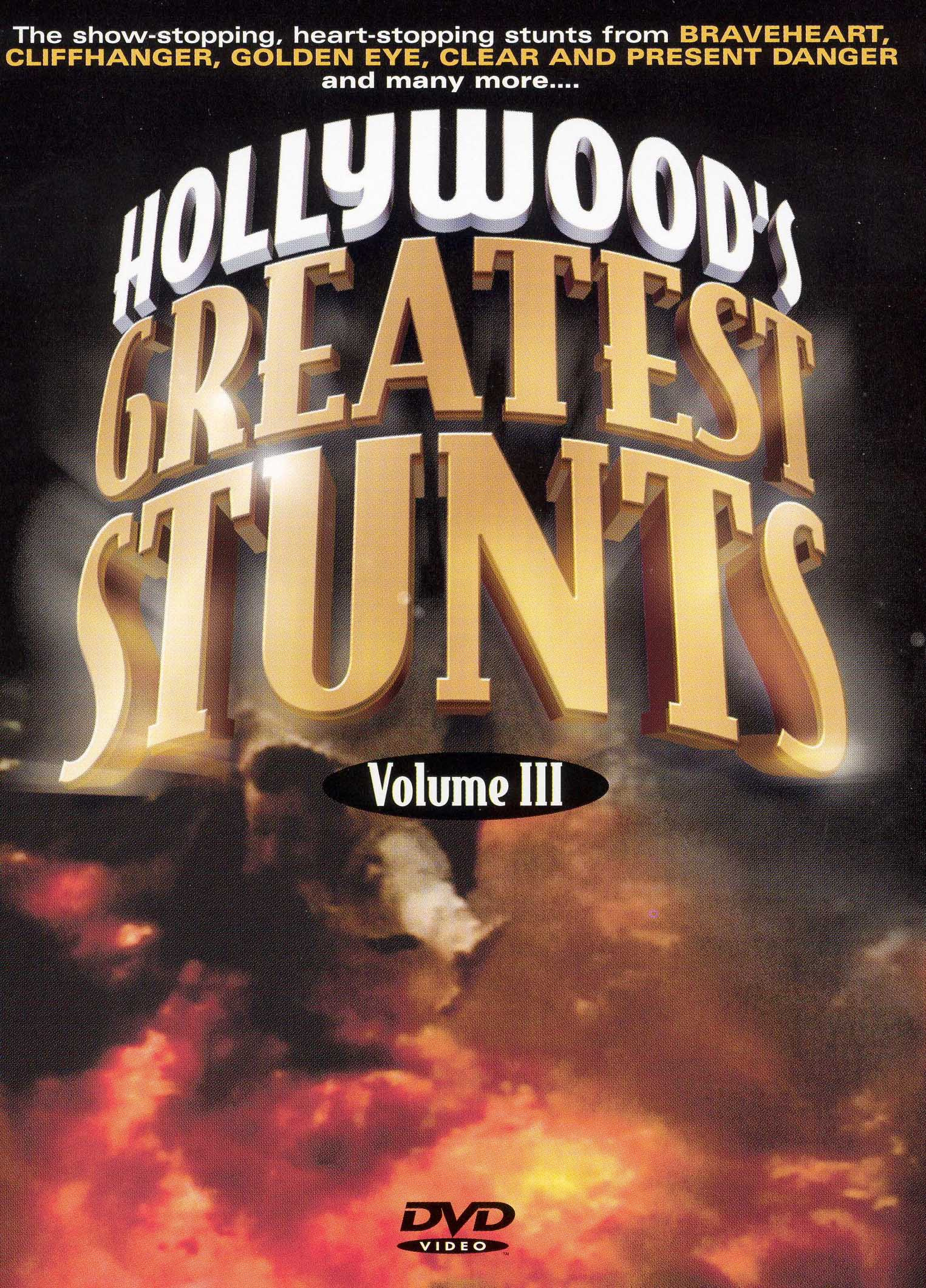 Hollywood's Greatest Stunts, Vol. 3