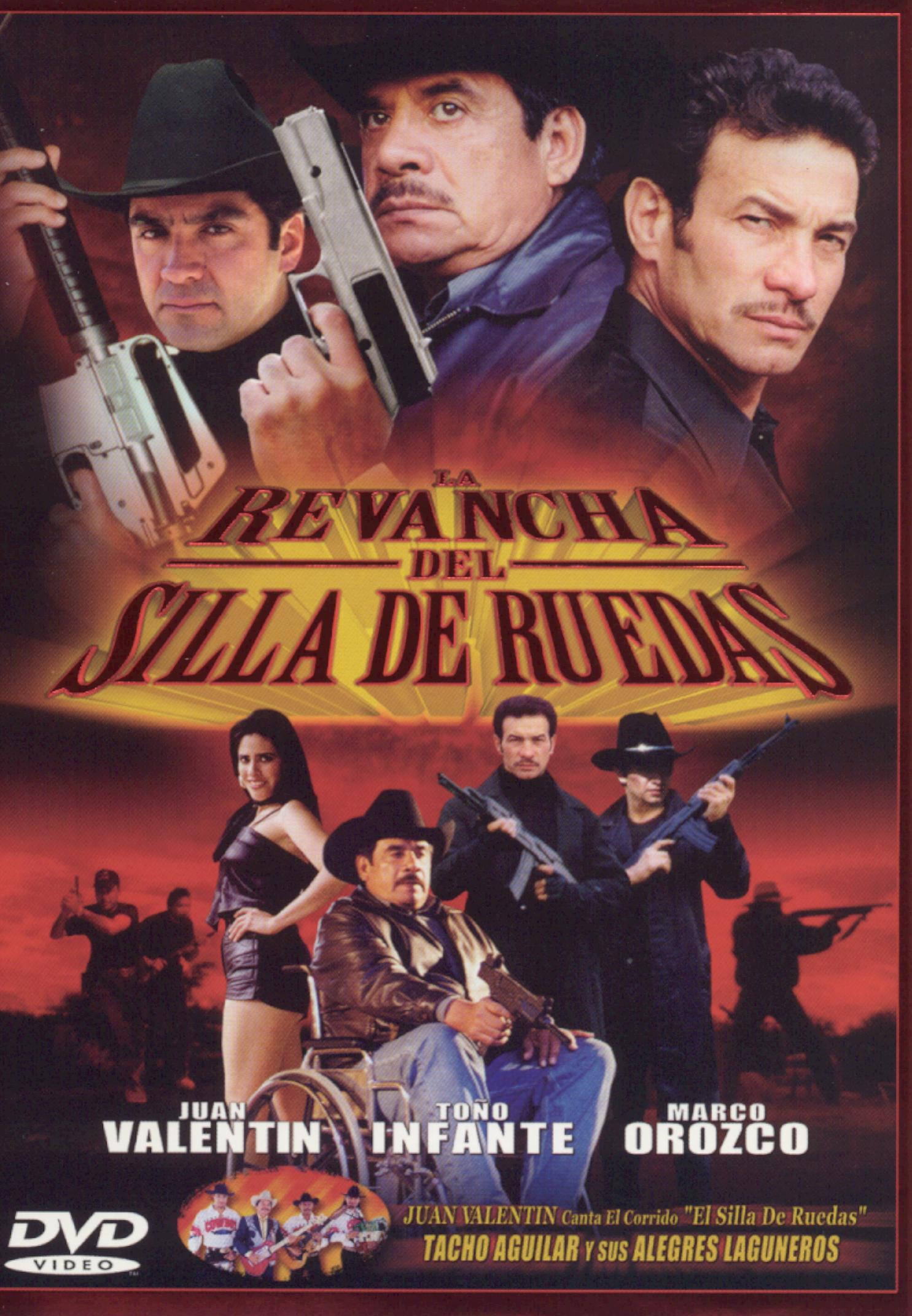 La Revancha Del Silla De Ruedas