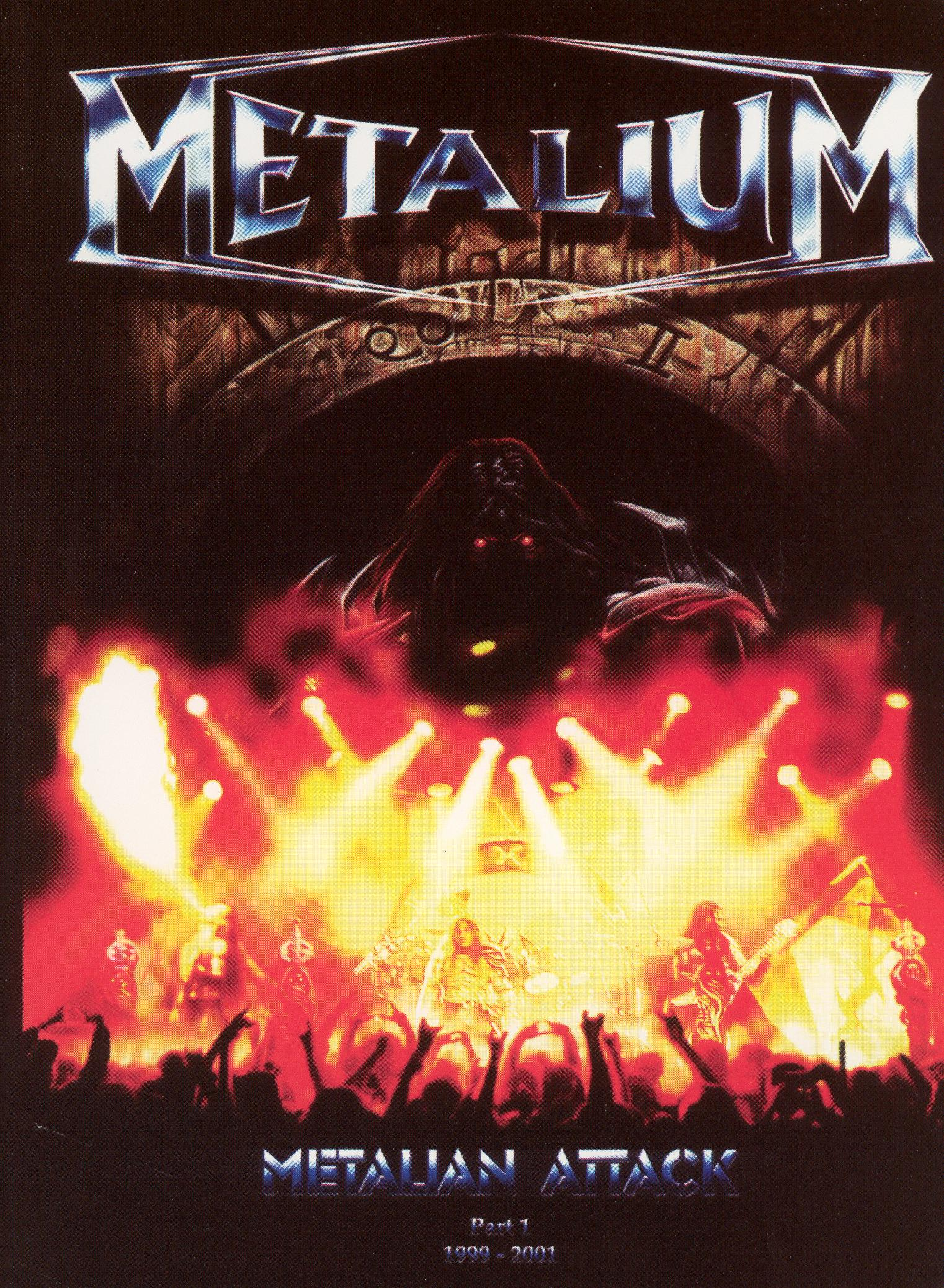 Metallium Attack, Part 1: 1999-2001