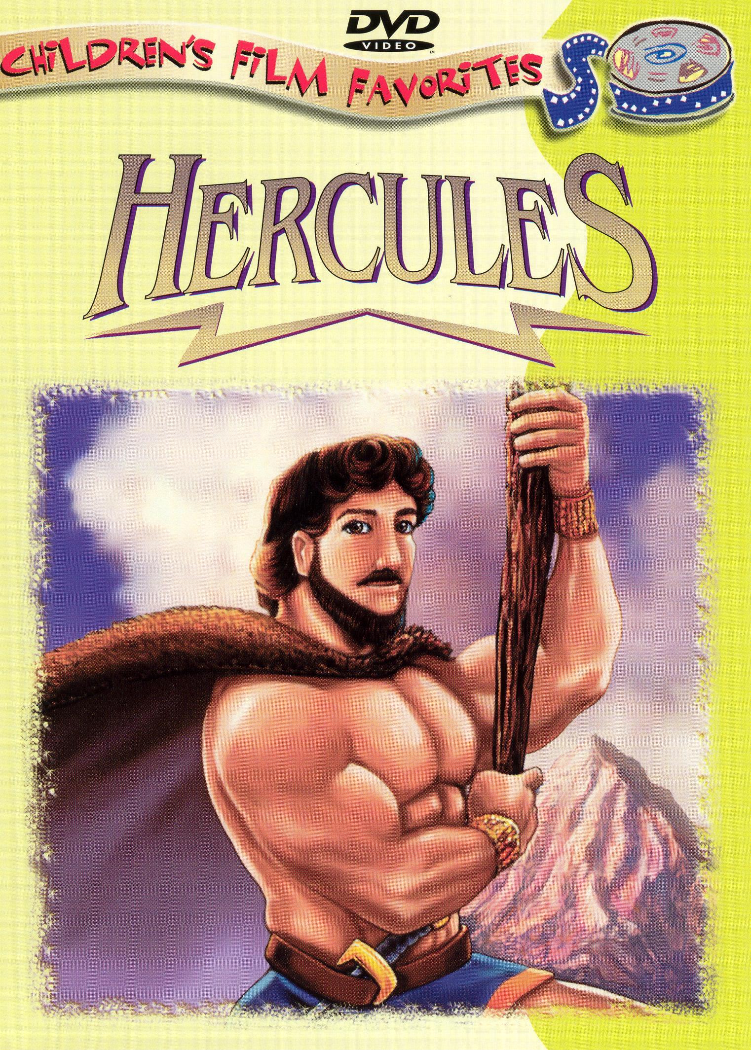 Children's Film Favorites: Hercules
