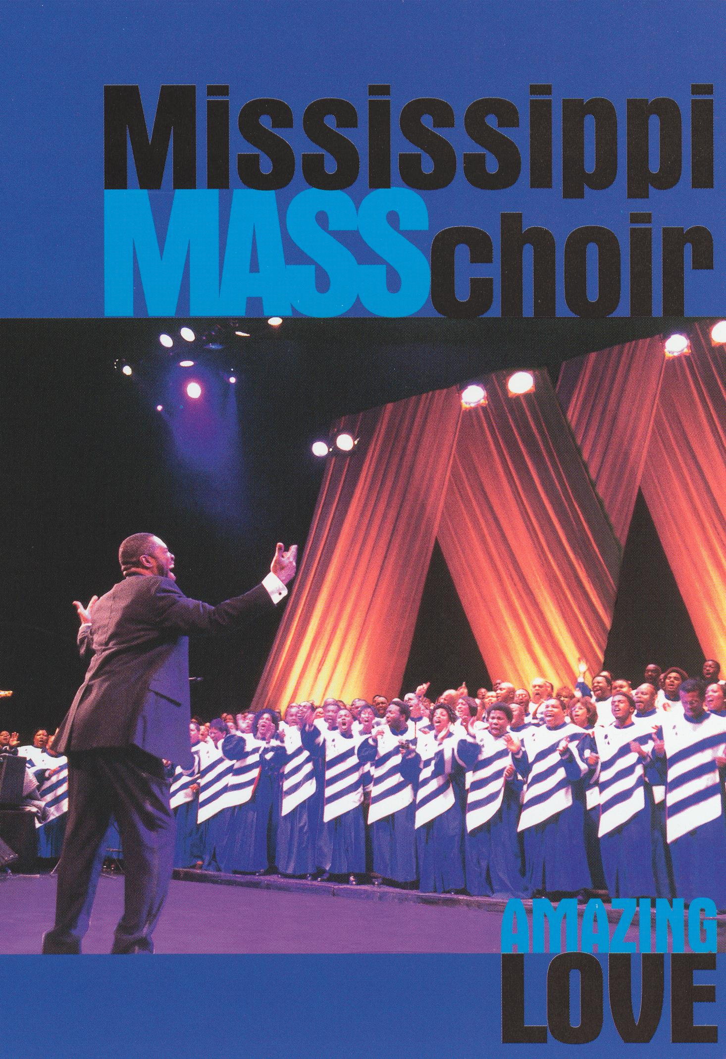 Mississippi Mass Choir: Amazing Love