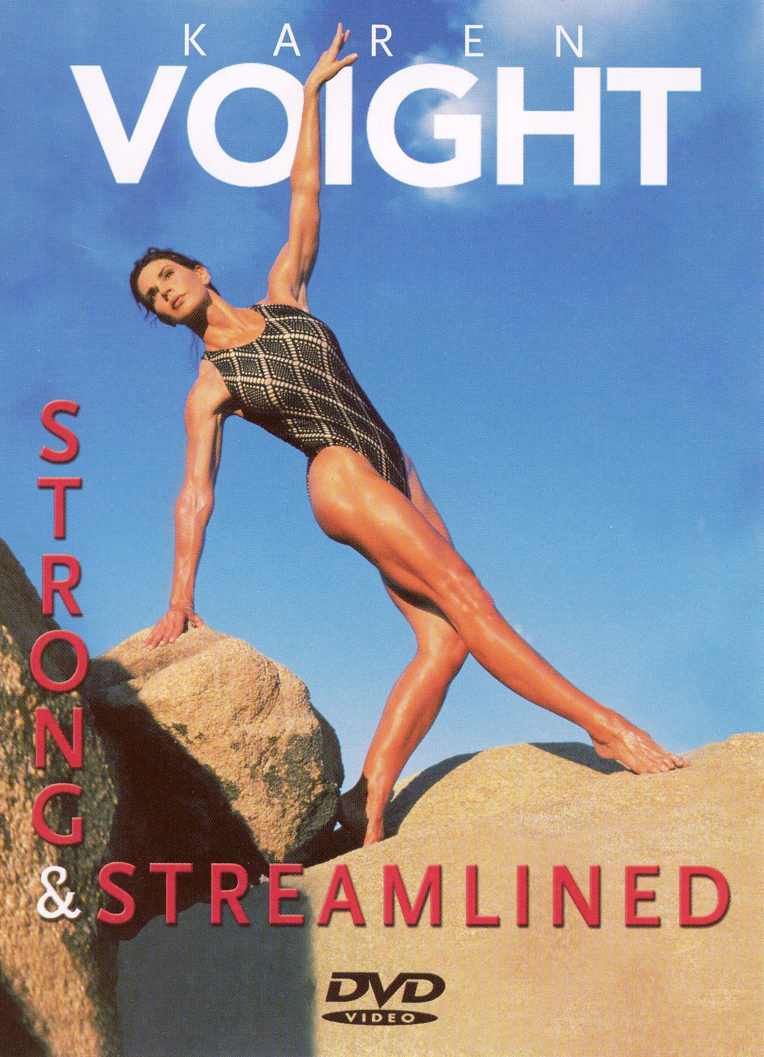 Karen Voight: Strong & Streamlined
