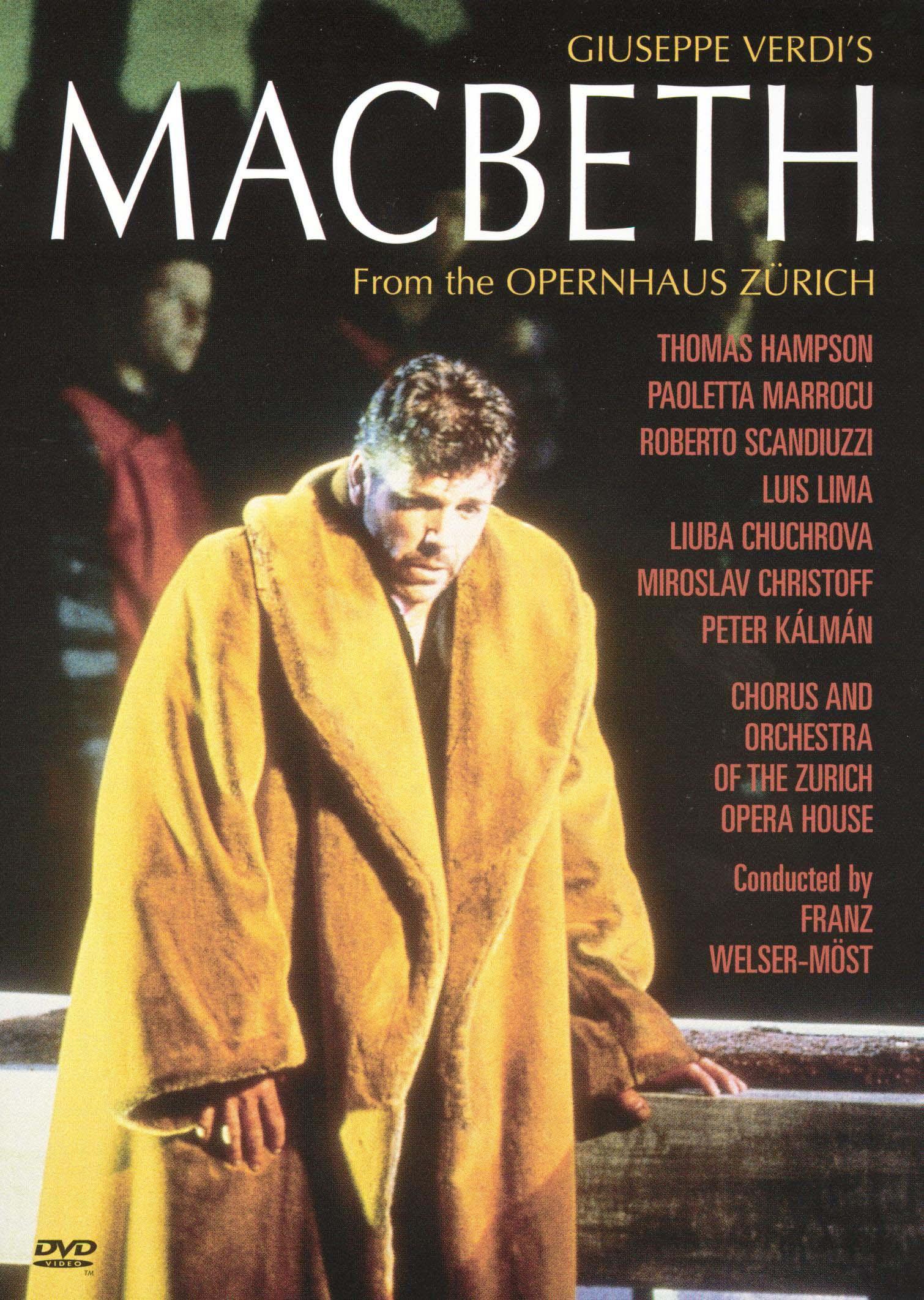 Giuseppe Verdi's Macbeth