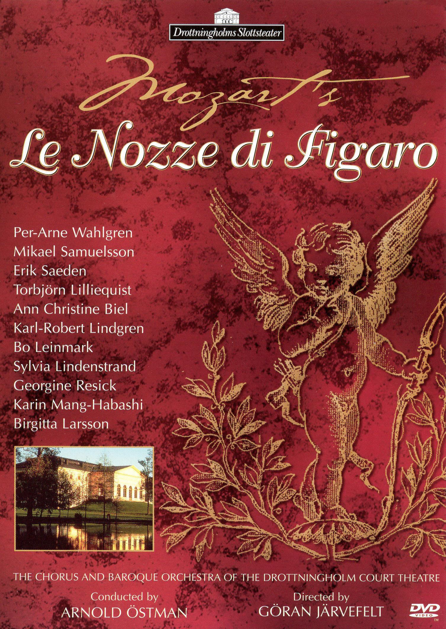Le Nozze di Figaro (Drottningholms Slottsteater)