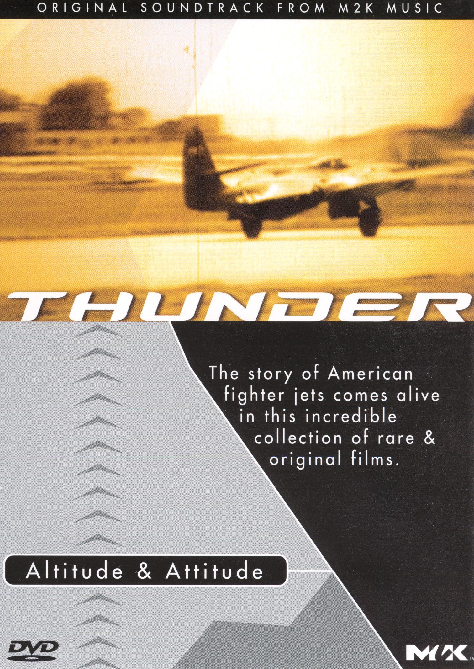 Jets: Altitude & Attitude, Vol. 1 - Thunder