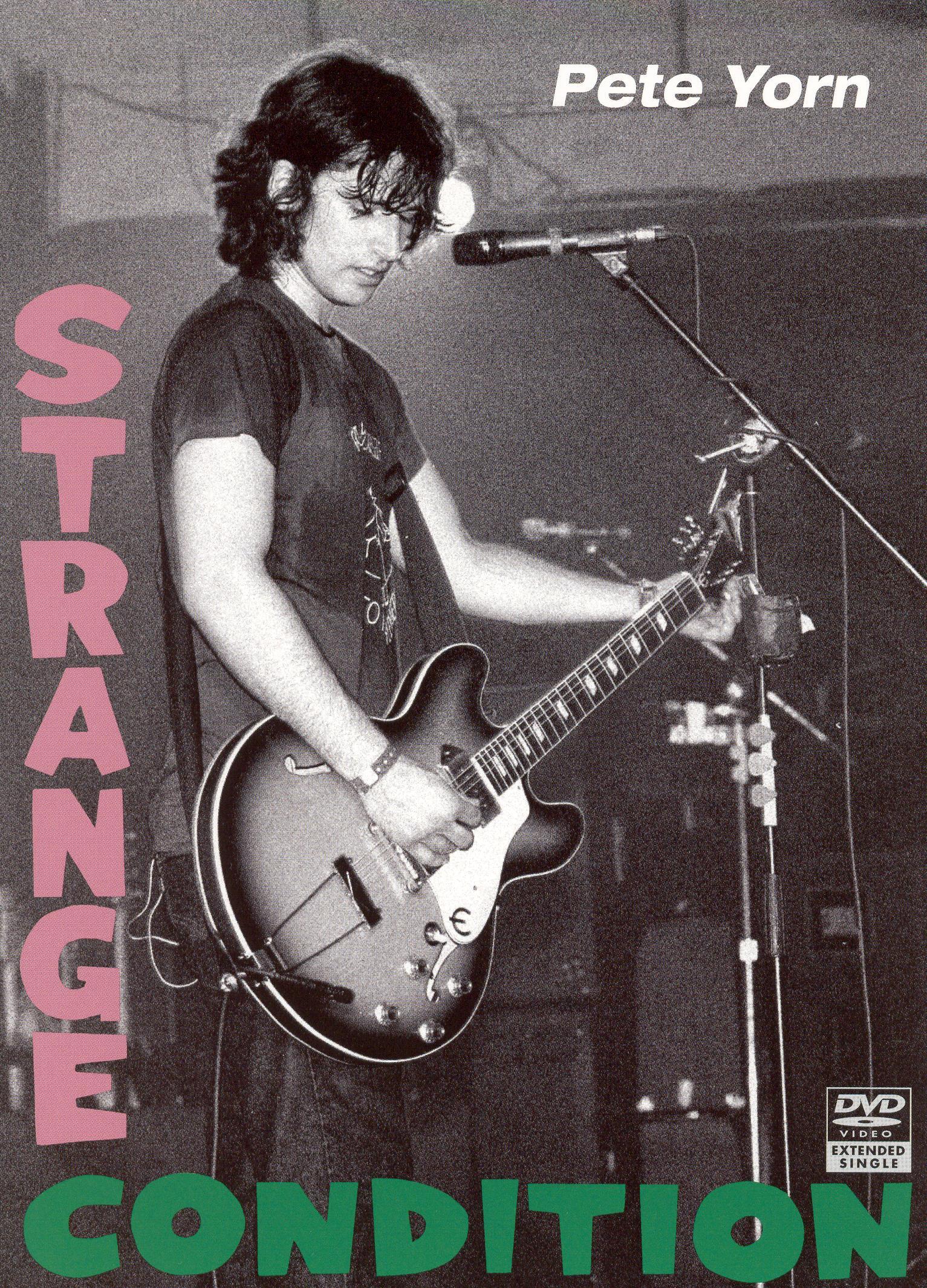Pete Yorn: Strange Condition  [DVD Single]