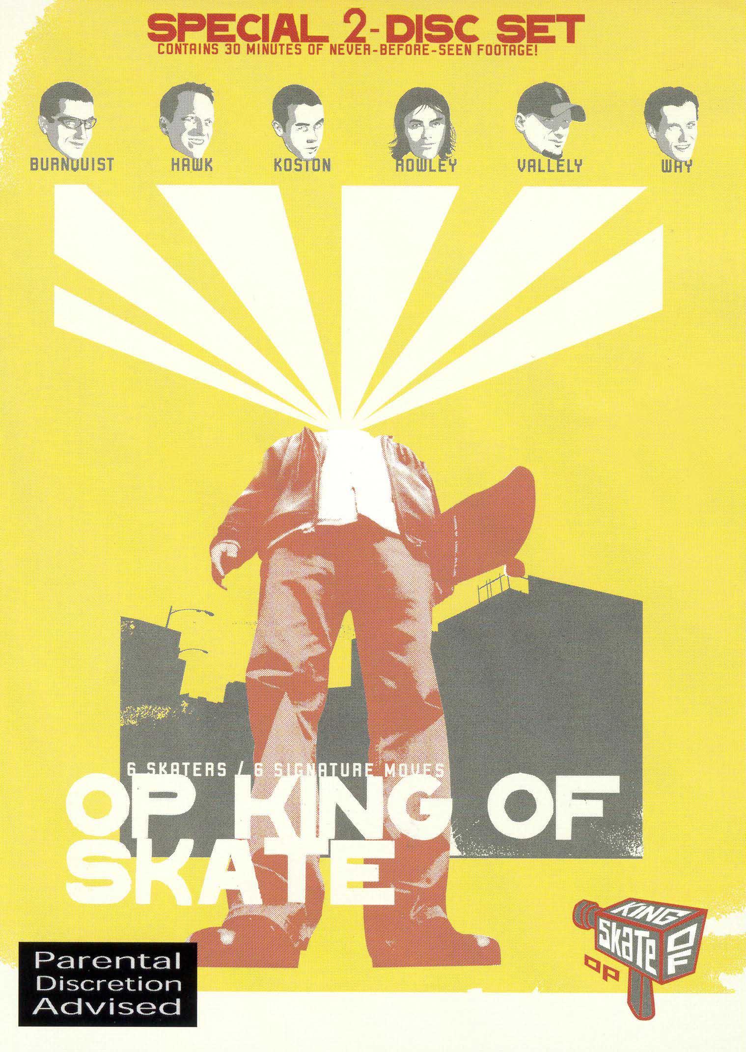 OP King of Skate (2002)