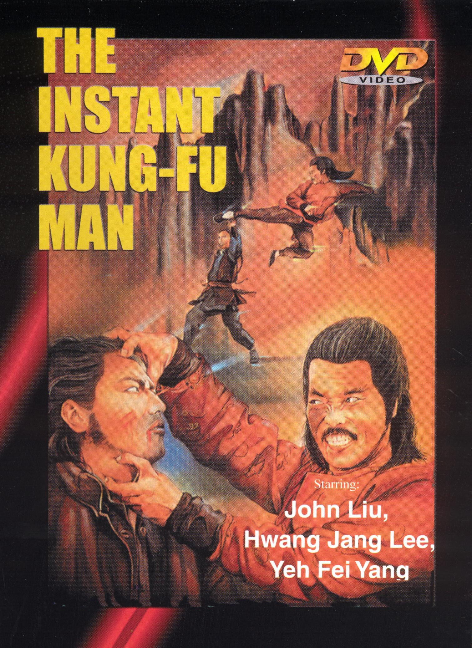 The Instant Kung-Fu Man