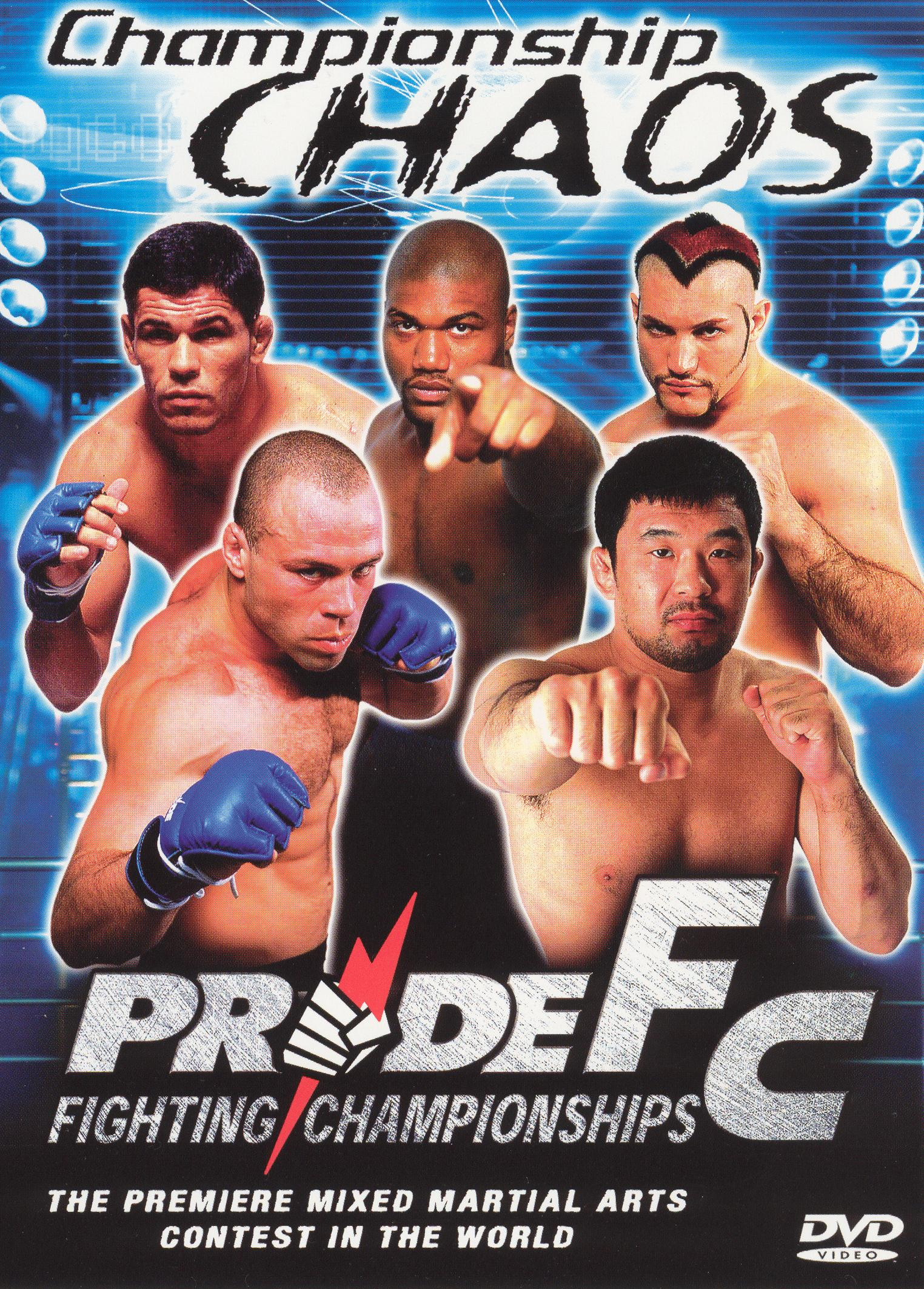 Pride Fighting Championships: Pride 17 - Championship Chaos