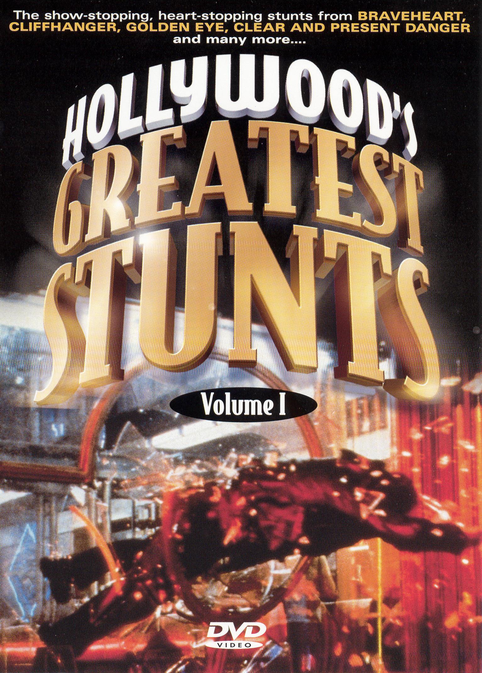 Hollywood's Greatest Stunts, Vol. 1