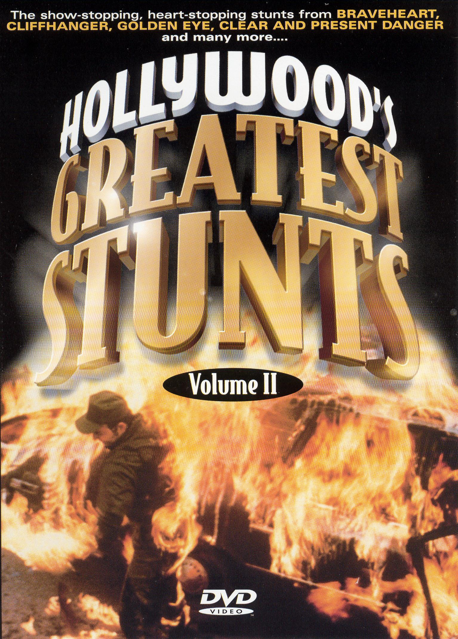Hollywood's Greatest Stunts, Vol. 2