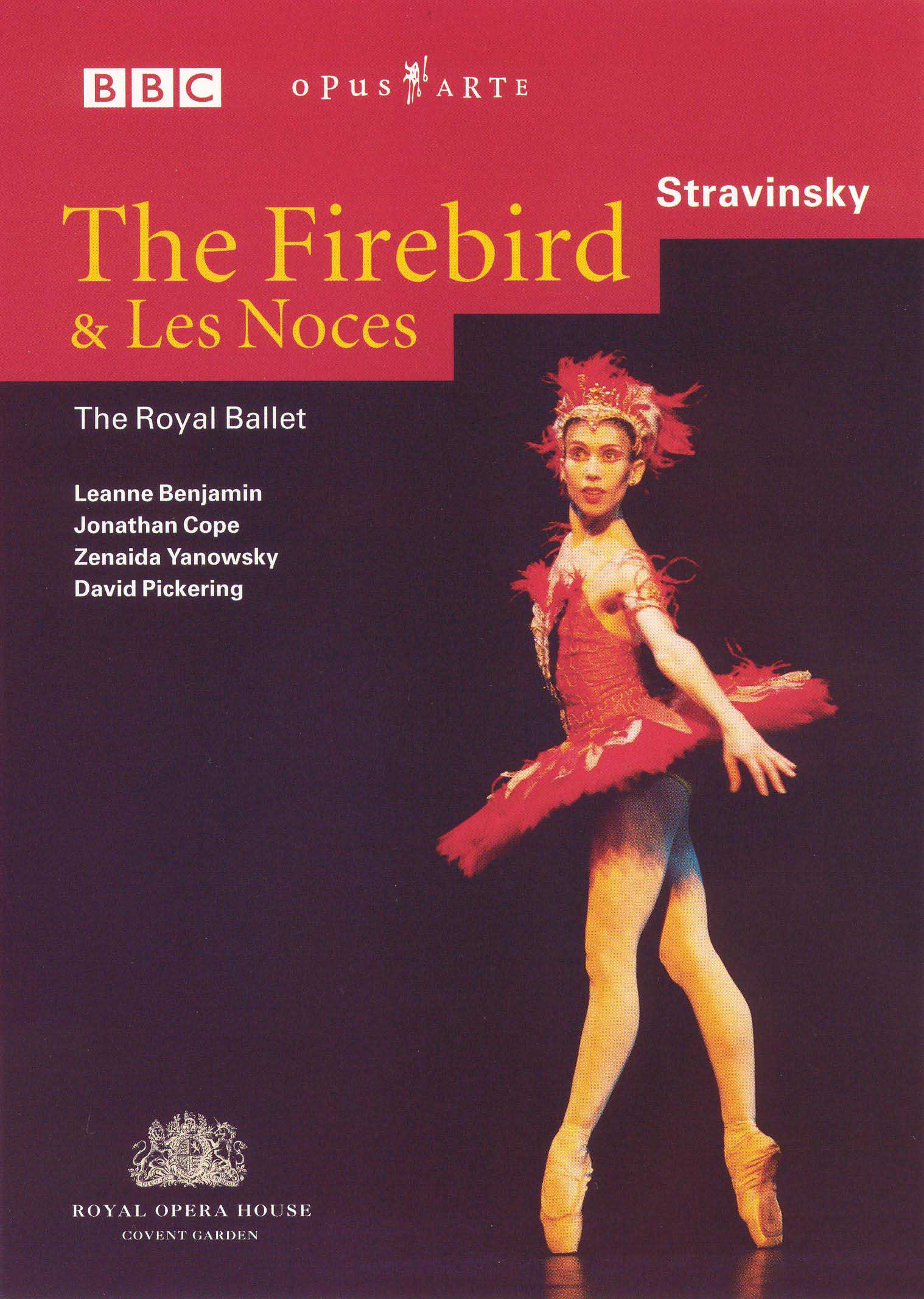 The Firebird & Les Noces
