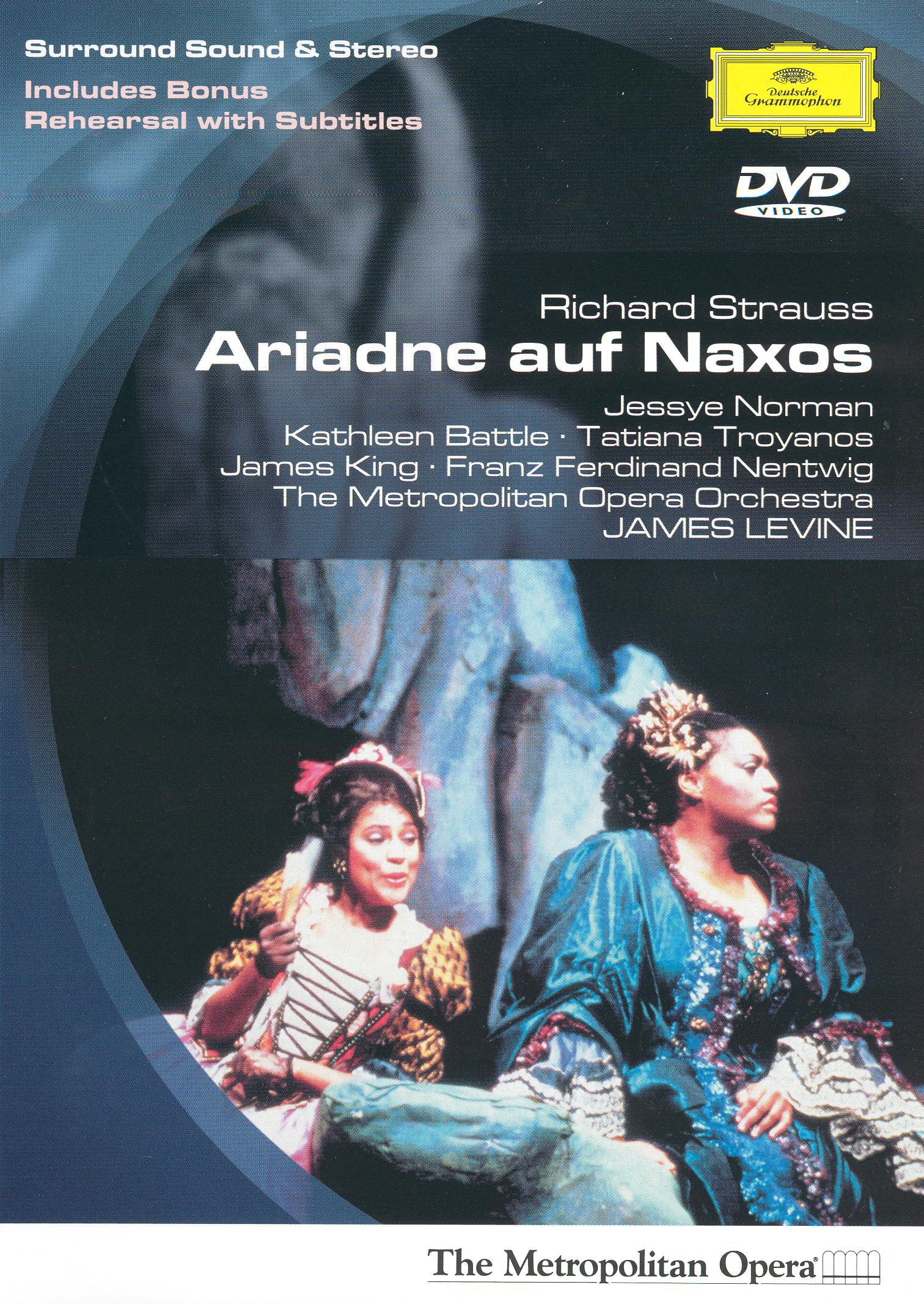 Ariadne auf Naxos (The Metropolitan Opera)