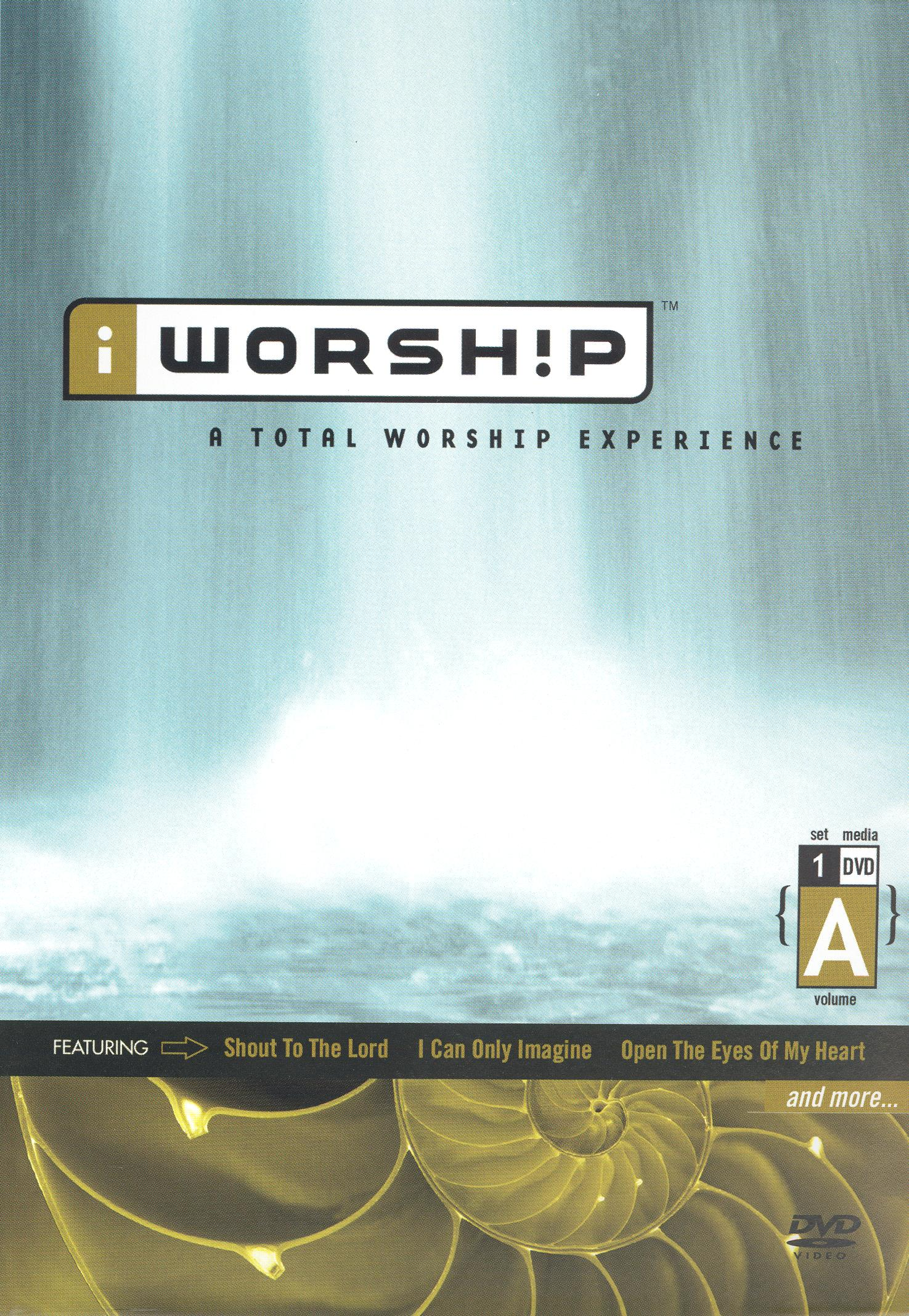 iWorship, Volume A